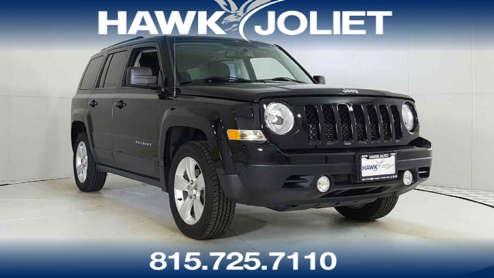 2014 Jeep Patriot Vehicle Photo In Joliet, IL 60435