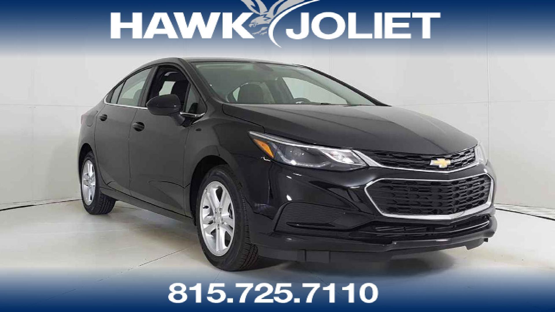 2018 Chevrolet Cruze for sale in Joliet 1G1BE5SM3J Hawk