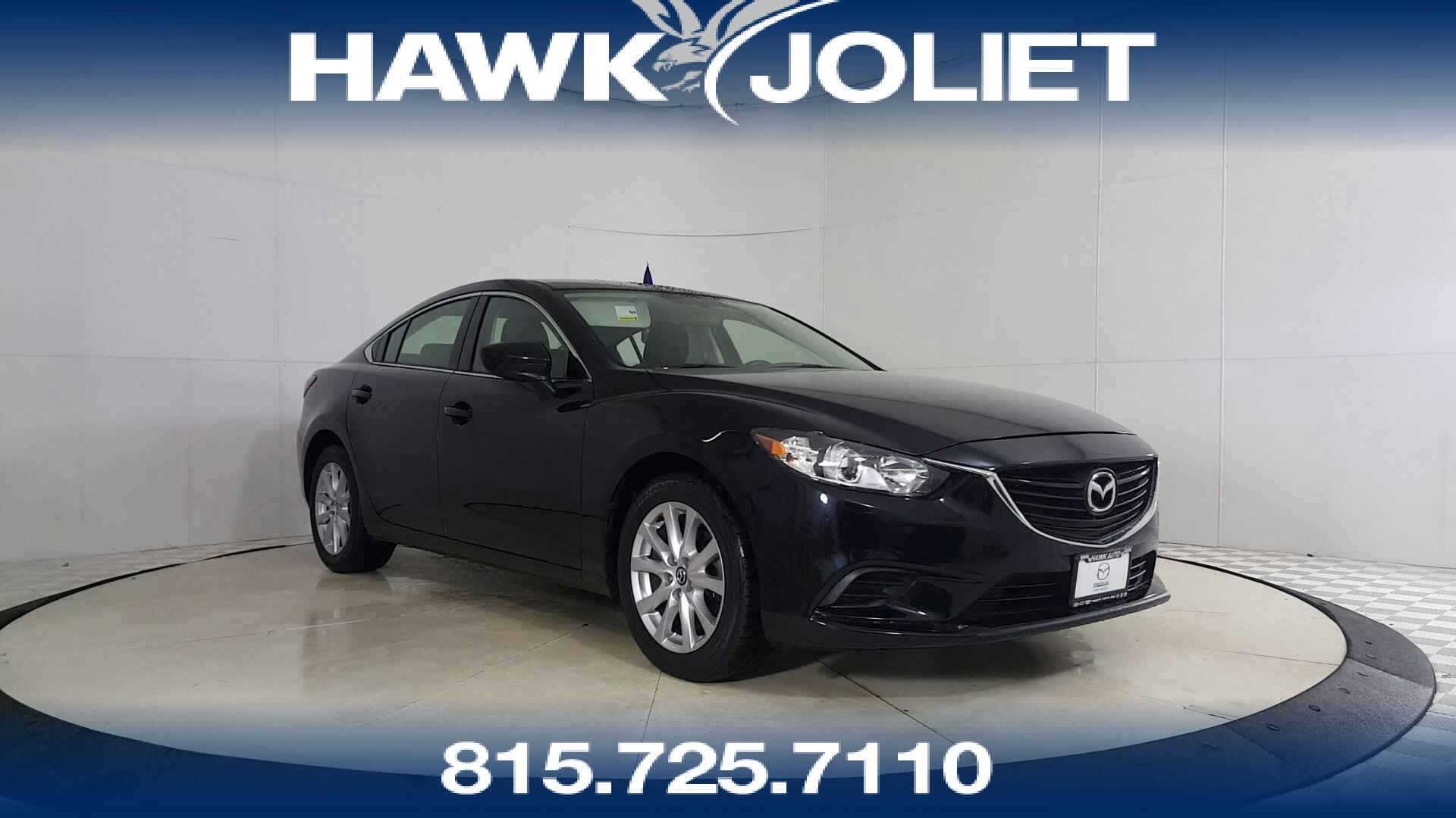 Used 2016 Mazda Mazda6 I Sport For Sale In Joliet Il Near
