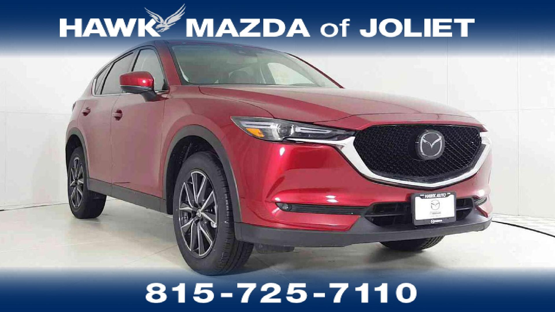 Hawk Mazda is a Joliet Mazda dealer and a new car and used car