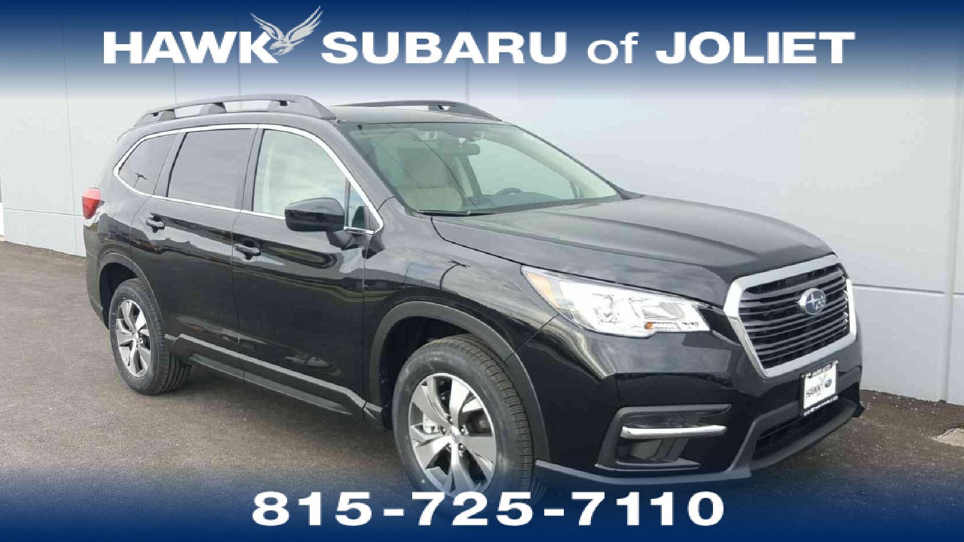 New 2020 Subaru Ascent Premium 8 Passenger For Sale In Joliet Il Near Lockport Il Vin 4s4wmabd8l3426537