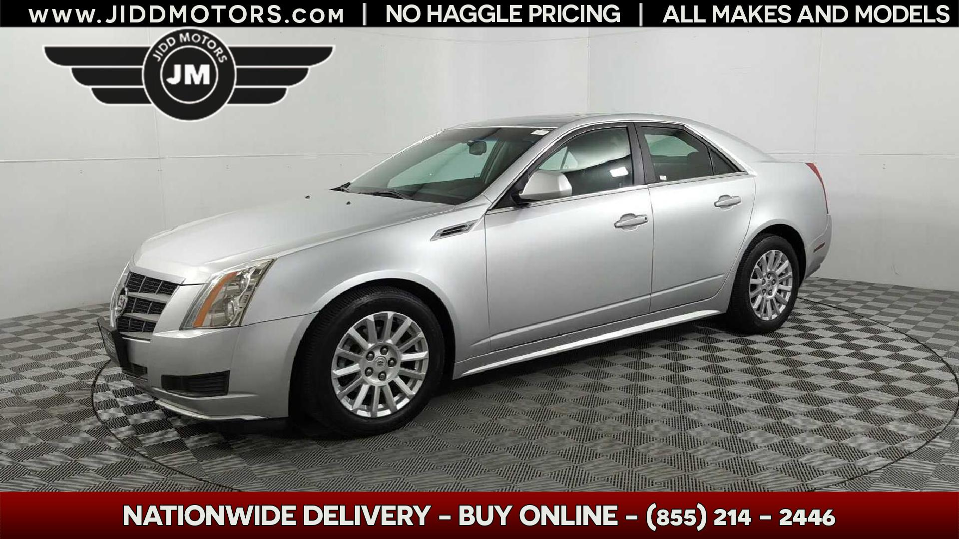 Sold 2010 Cadillac Cts Luxury In Des Plaines