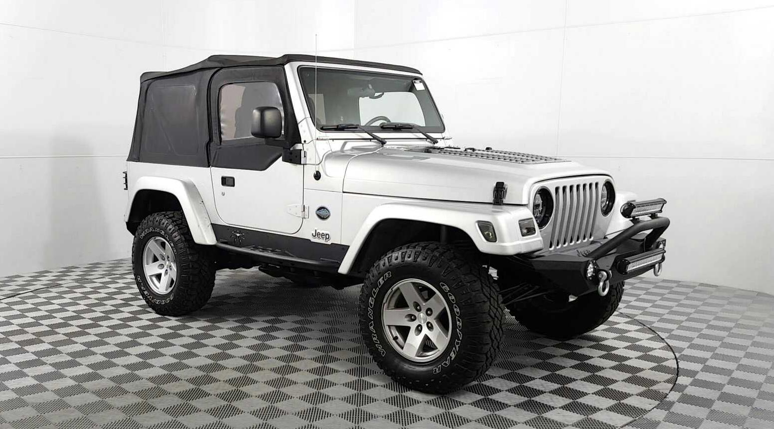 Sold 2005 Jeep Wrangler X In Des Plaines Emissions Wiring 8