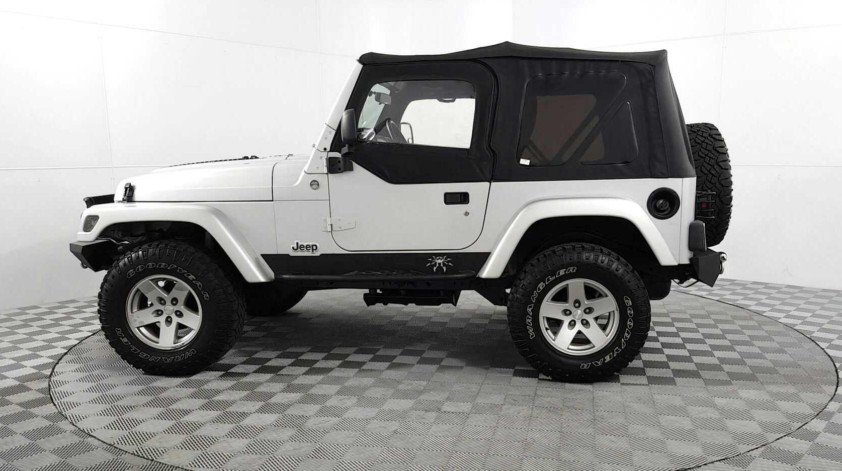 Sold 2005 Jeep Wrangler X In Des Plaines Emissions Wiring 2