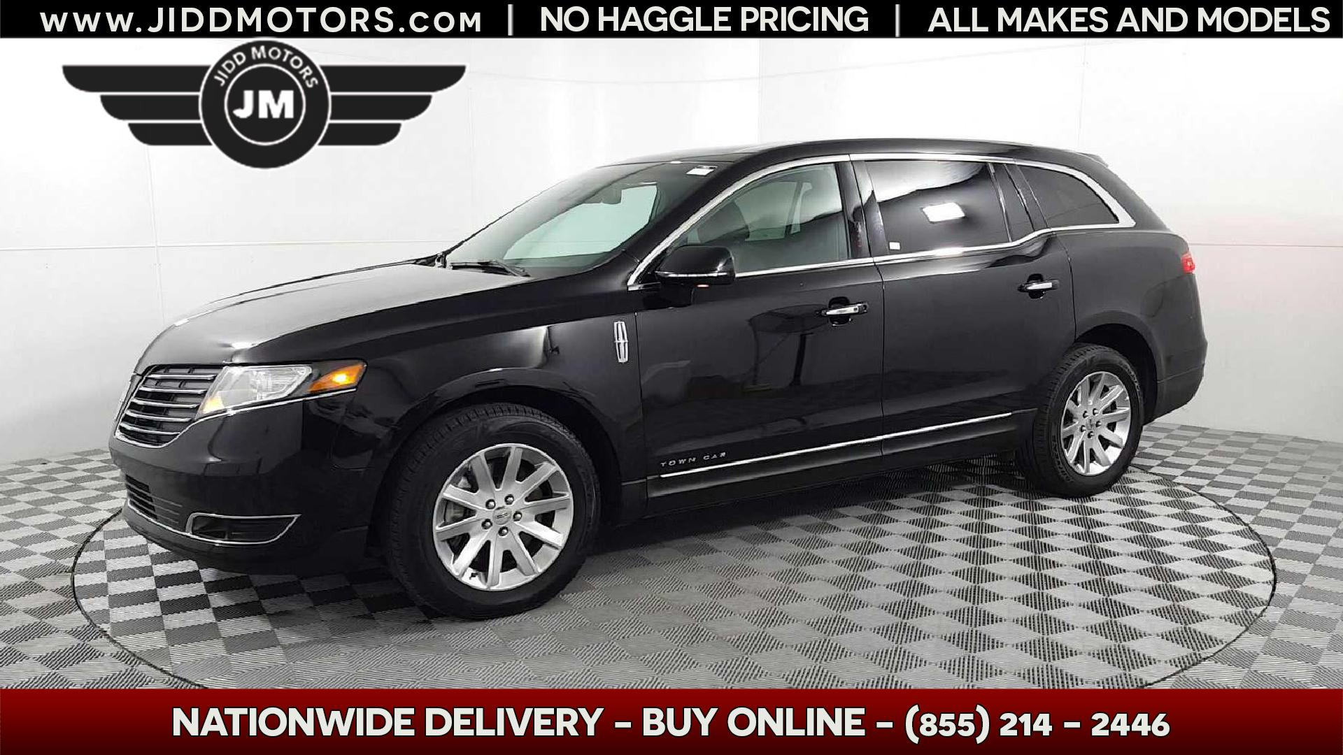 Used 2017 Lincoln Mkt Livery In Des Plaines