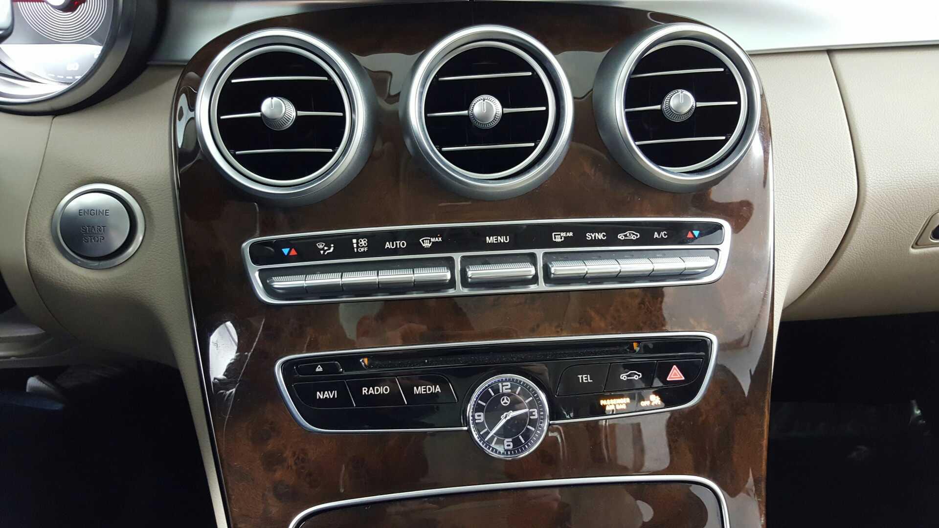 Sold 2017 Mercedes Benz C 300 Sport In Des Plaines Bentley Continental Audio Wiring 18