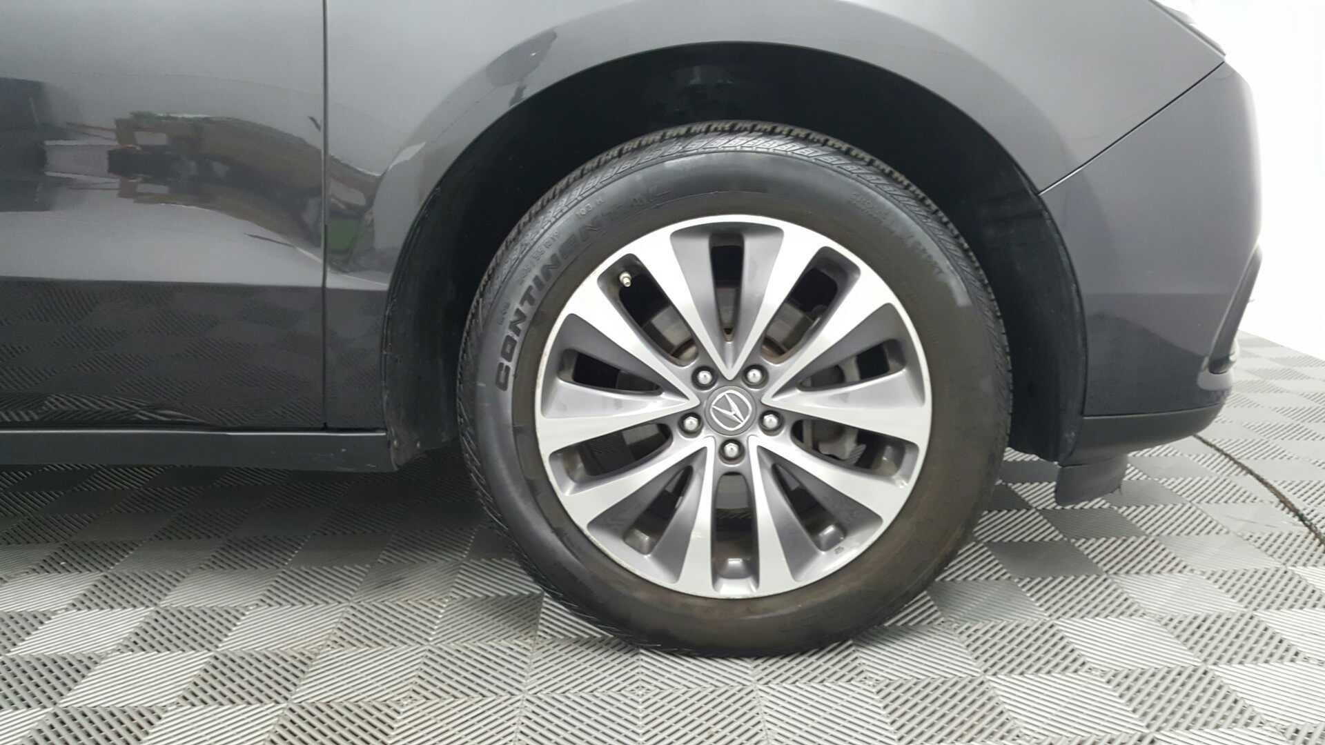 2016 Acura MDX 3 5L SH AWD w Technology Pkg Jidd Motors