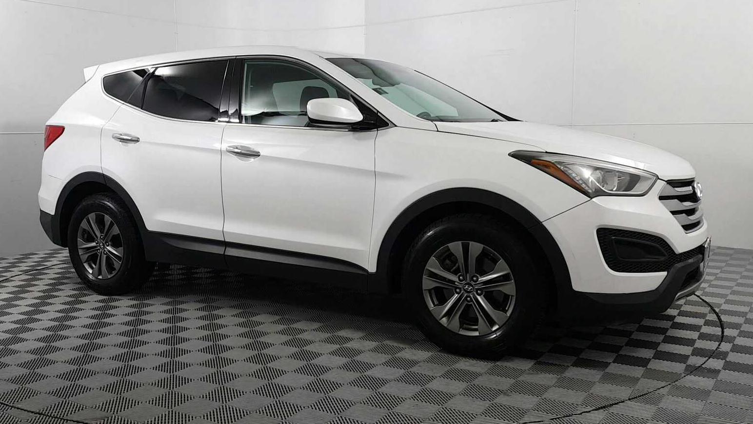 Used 2013 Hyundai Santa Fe Sport In Des Plaines Black 8