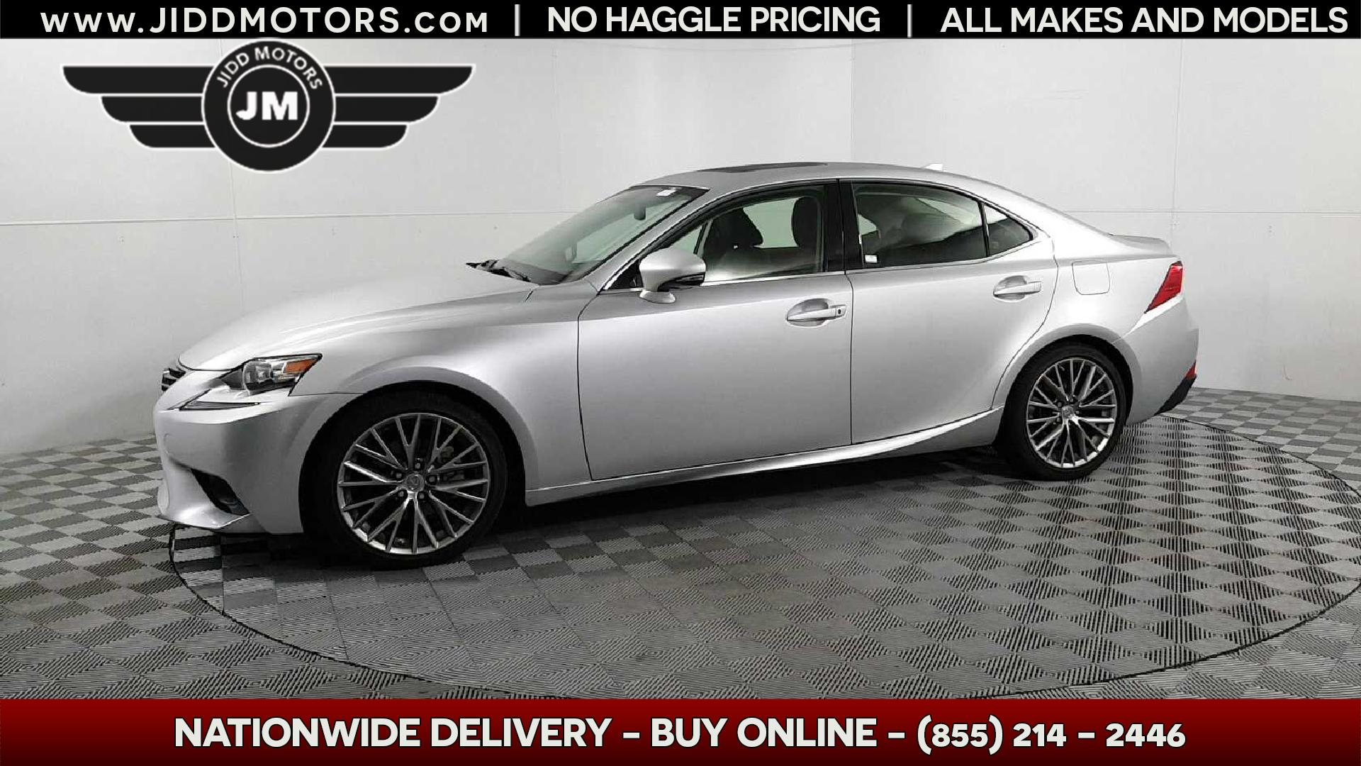 Used 2015 Lexus IS 250 Premium Nav in Des Plaines