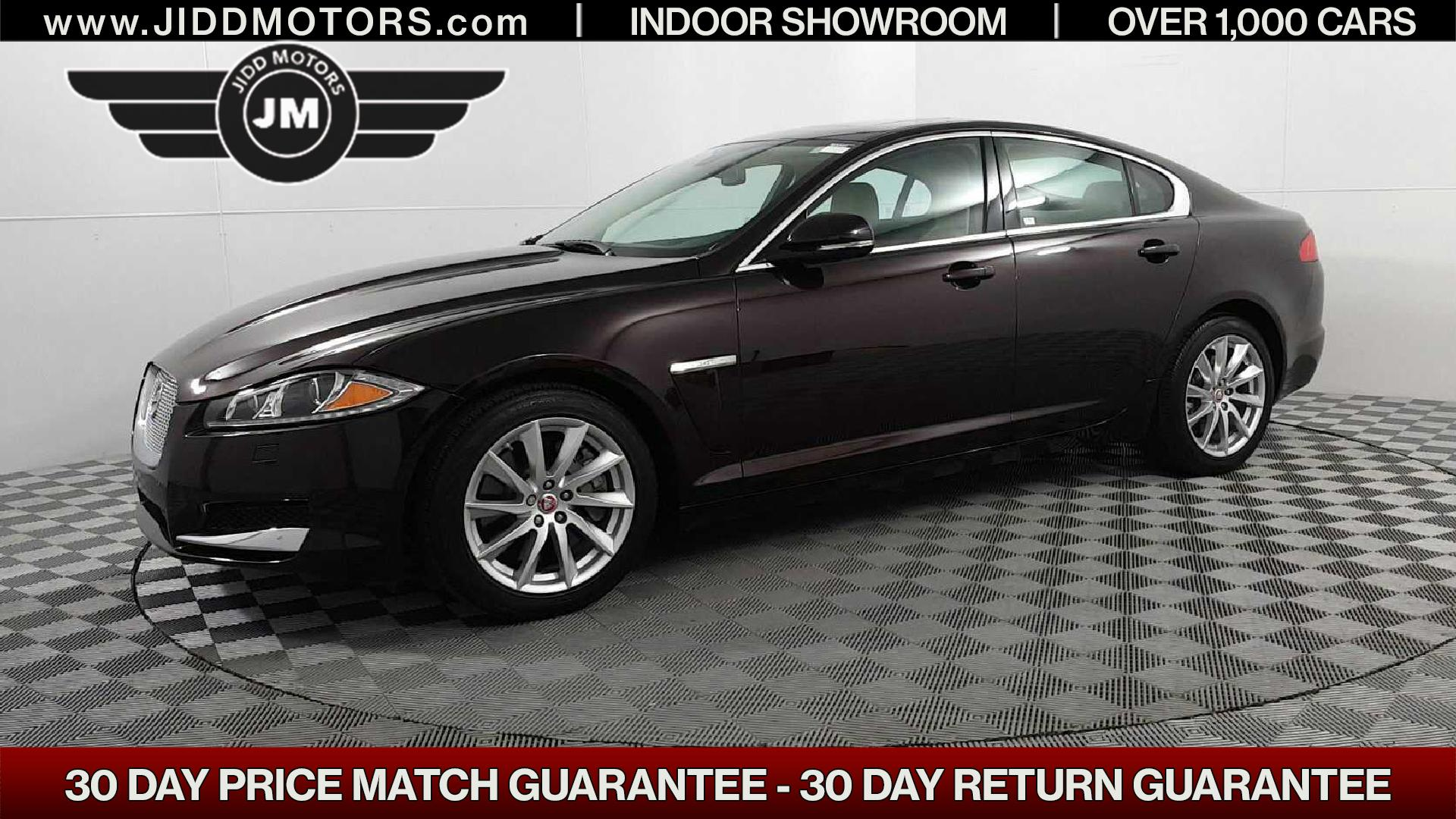 Sold 2015 Jaguar Xf Premium In Des Plaines