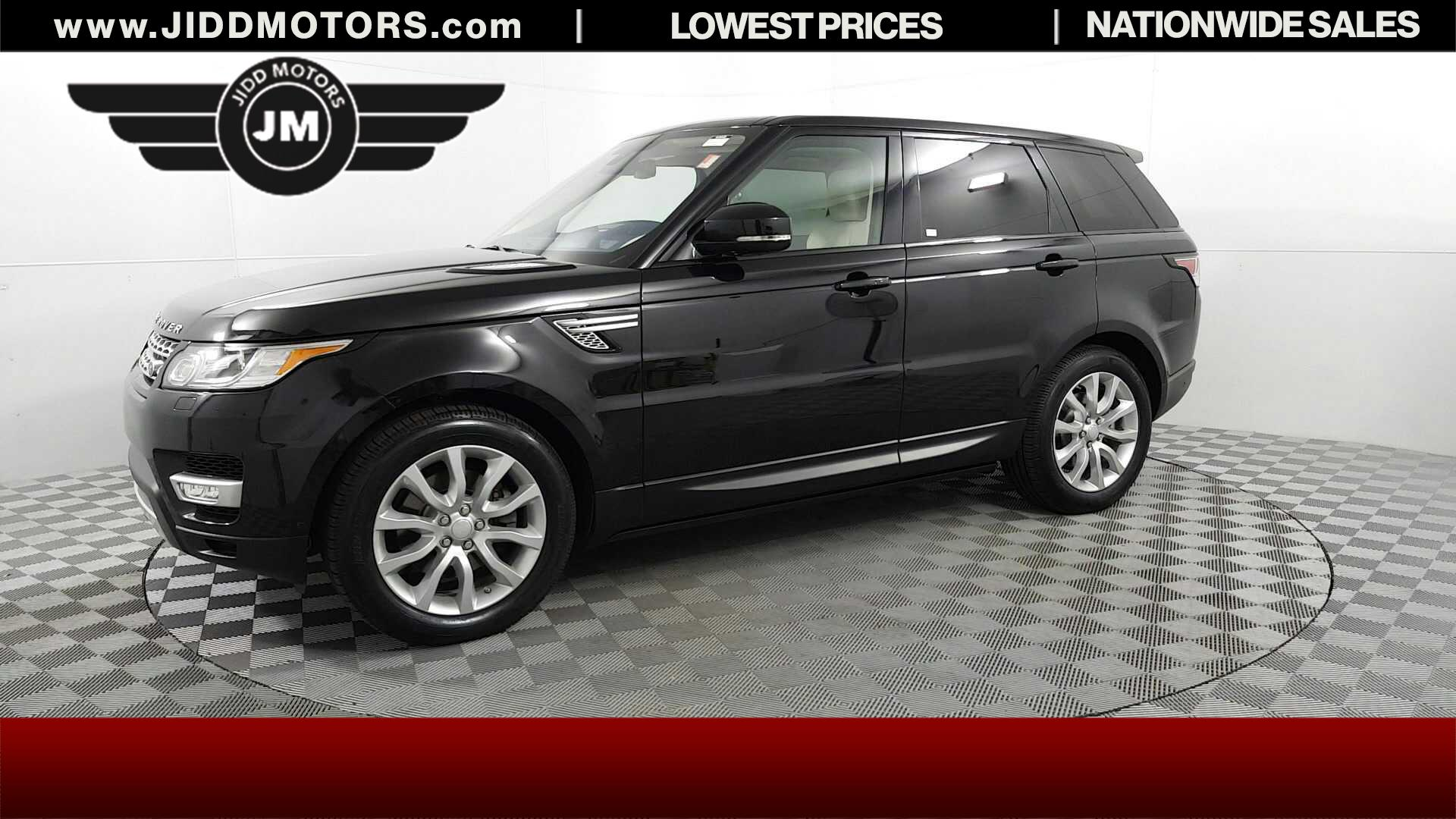 Used 2016 Land Rover Range Rover Sport HSE in Des Plaines