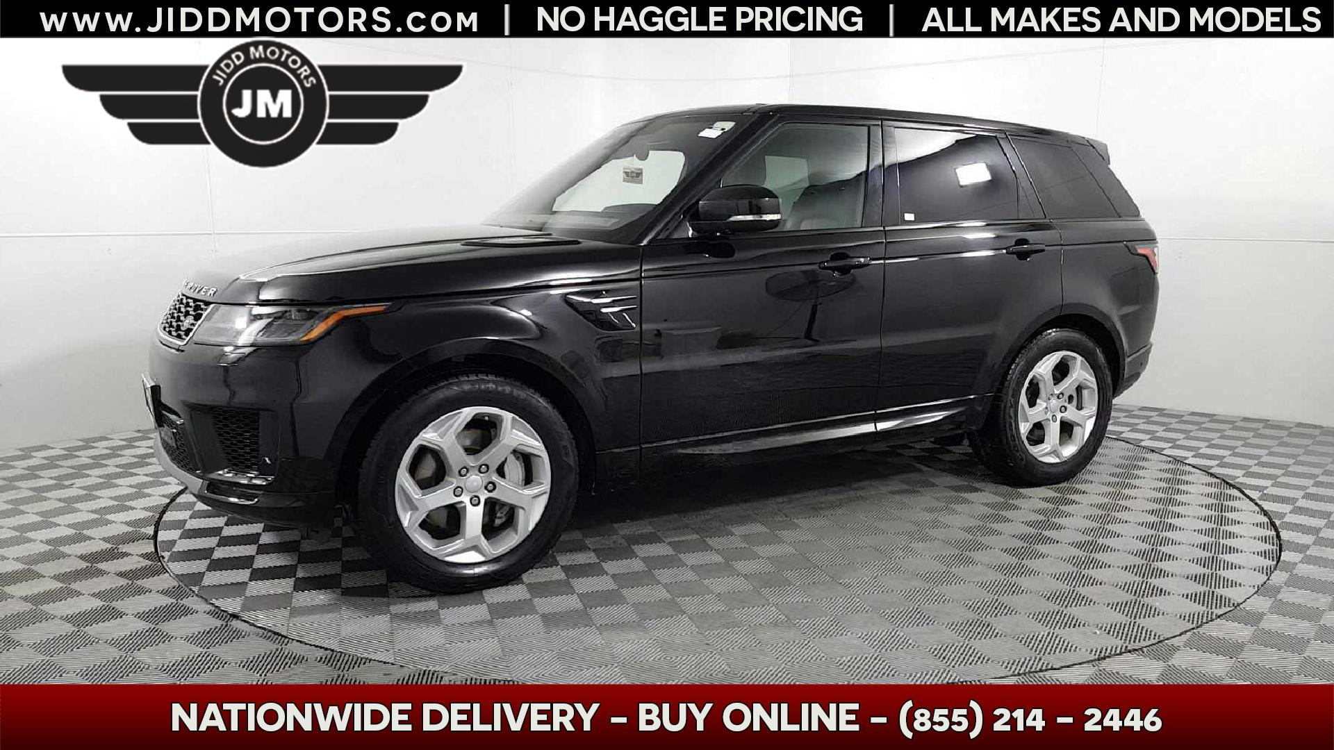 Used 2018 Land Rover Range Rover Sport Hse In Des Plaines