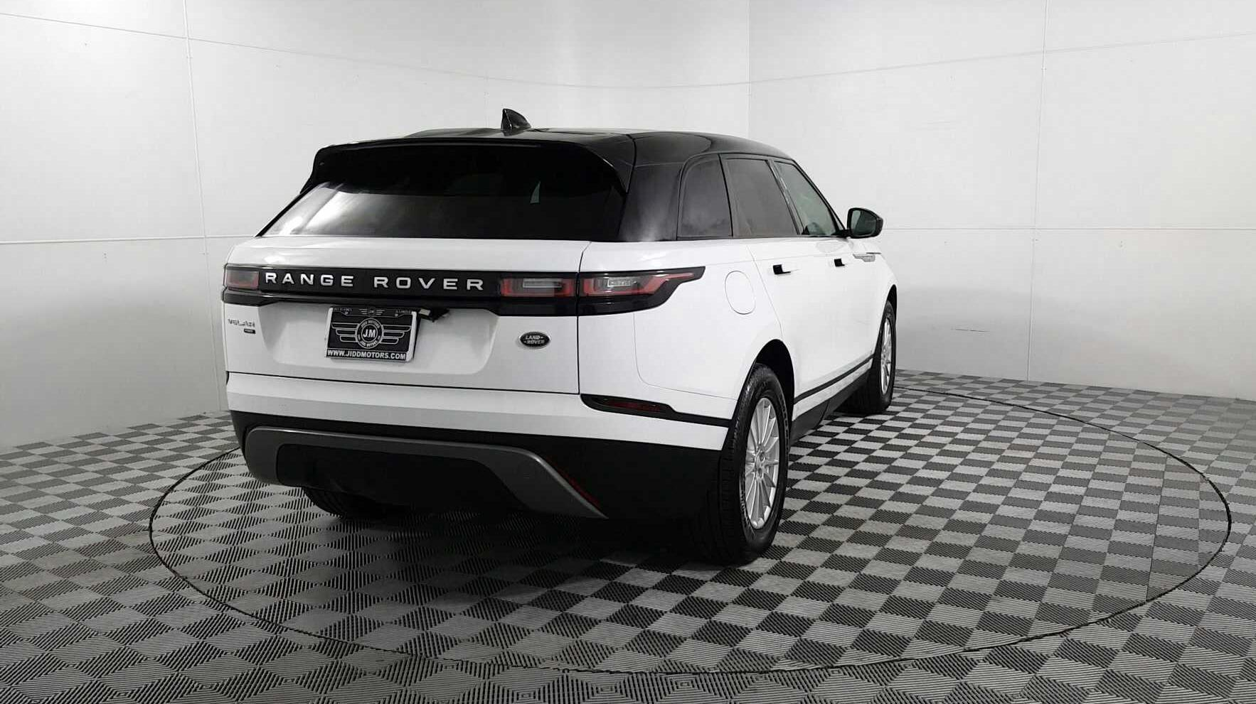 Used 2018 Land Rover Range Velar P250 In Des Plaines Install Backup Camera Discovery 5