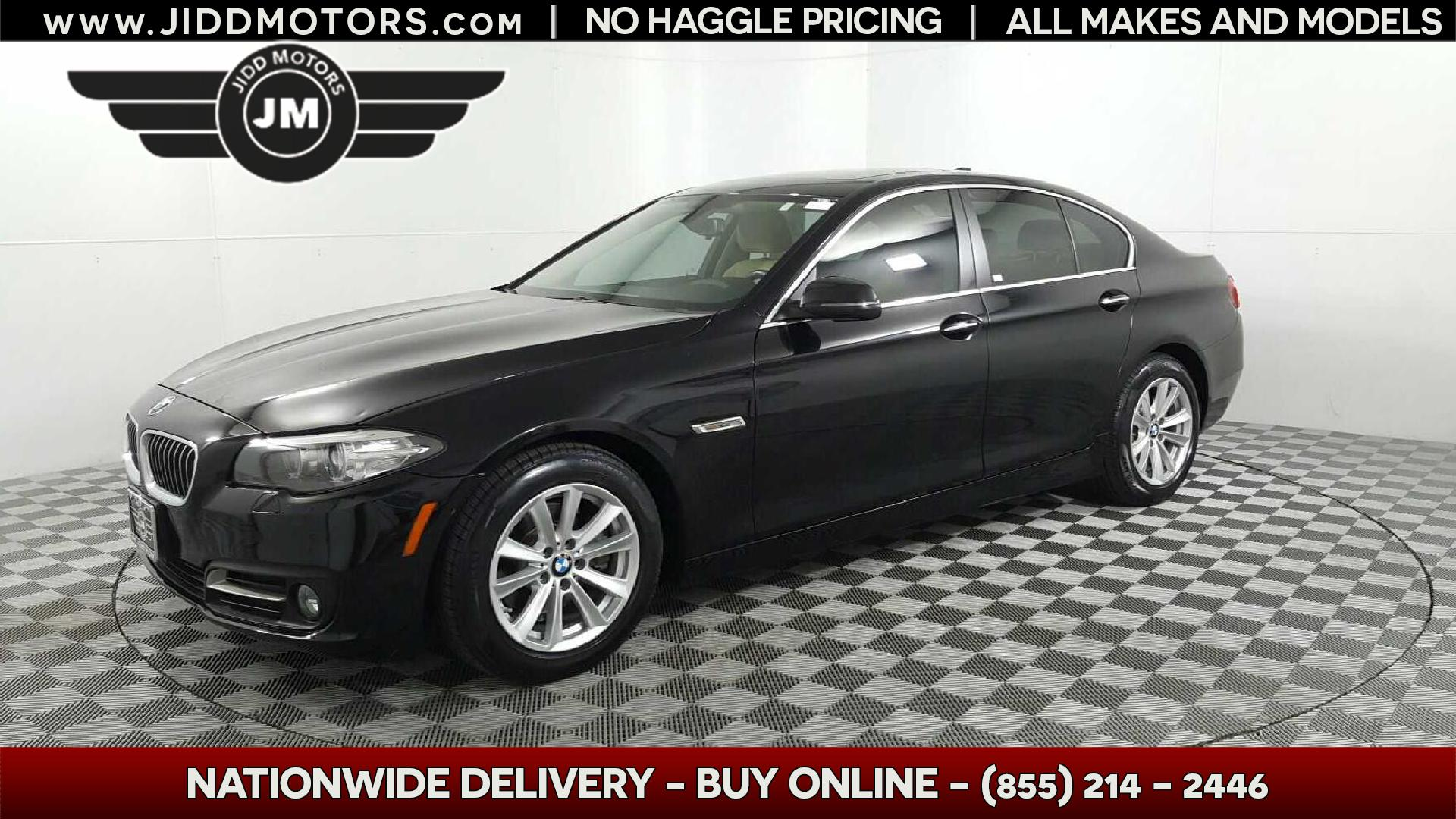 Used 2015 Bmw 5 Series 528i Xdrive In Des Plaines 1