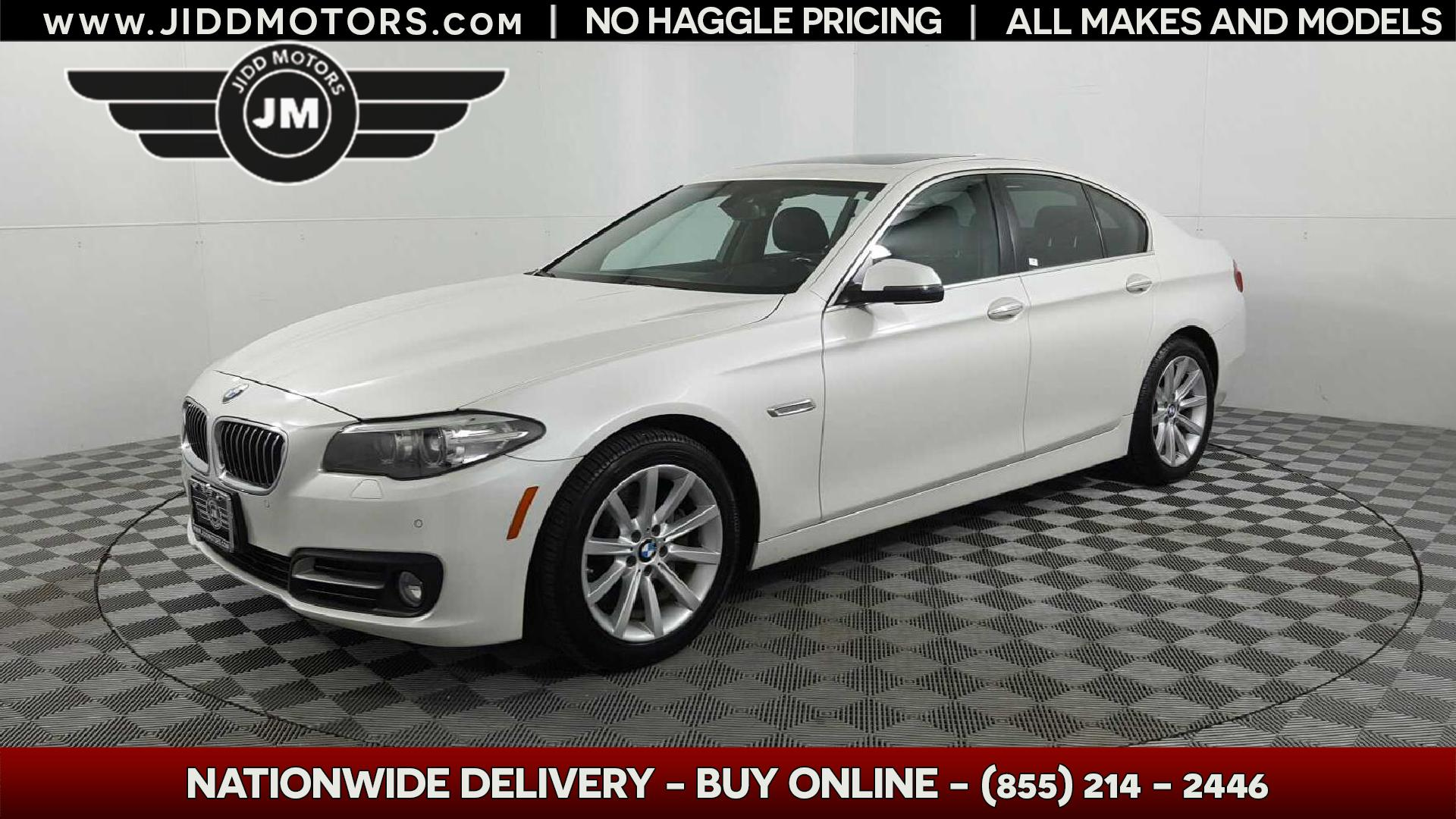 Sold 2015 BMW 5 Series 535i xDrive Premium Package in Des Plaines