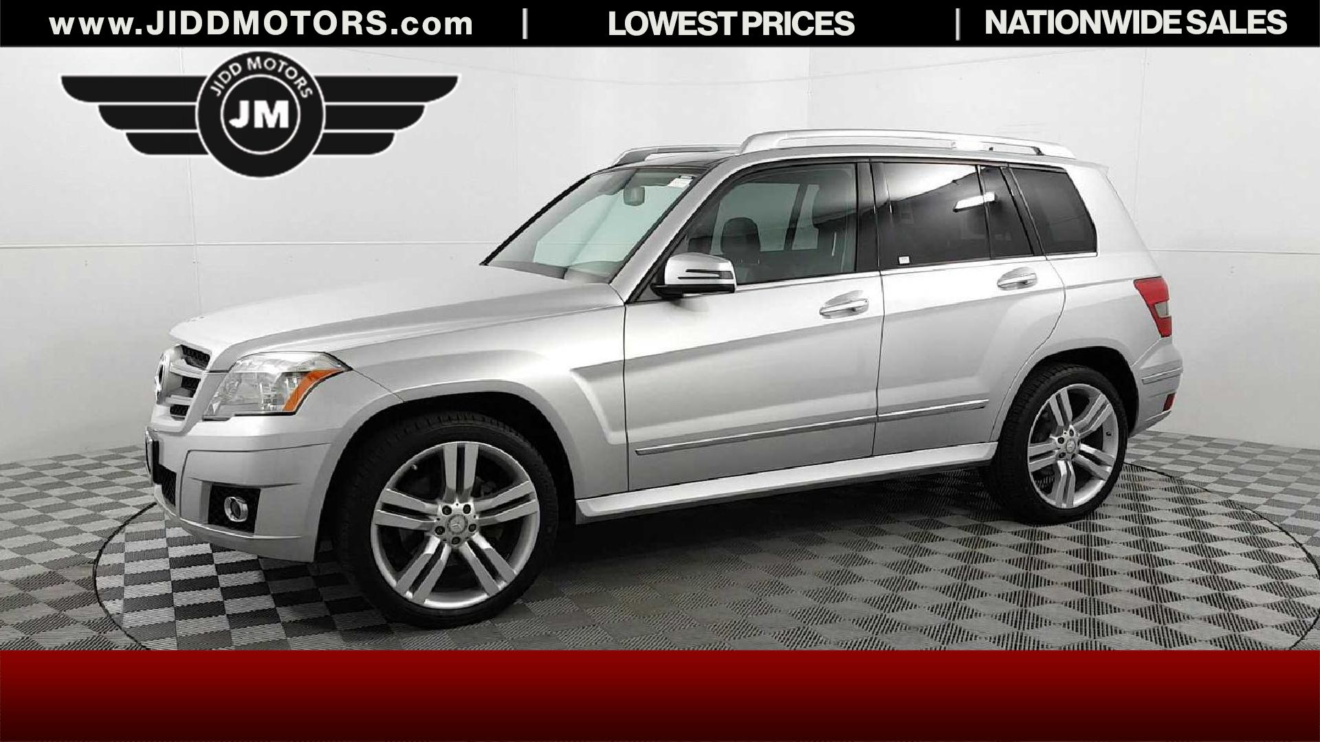 Used 2012 Mercedes Benz Glk Glk 350 4matic In Des Plaines