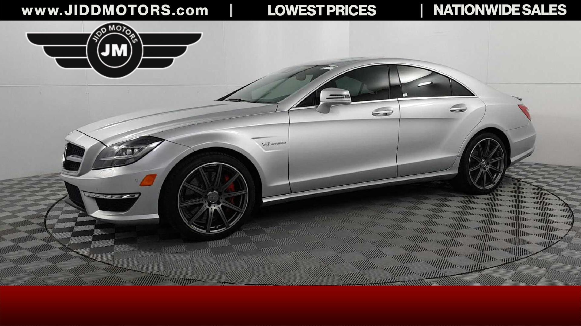 Sold 2014 Mercedes Benz CLS CLS 63 AMG 4MATIC Premium1 in Des Plaines