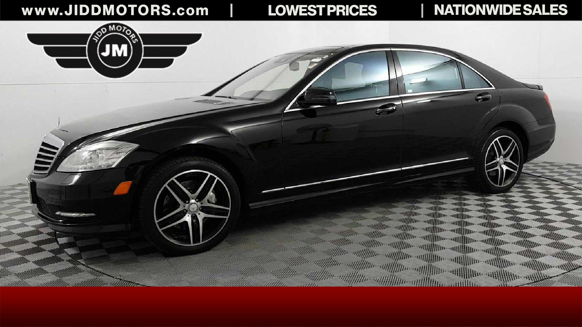 Sold 2013 Mercedes Benz S Class S 550 4MATIC in Des Plaines