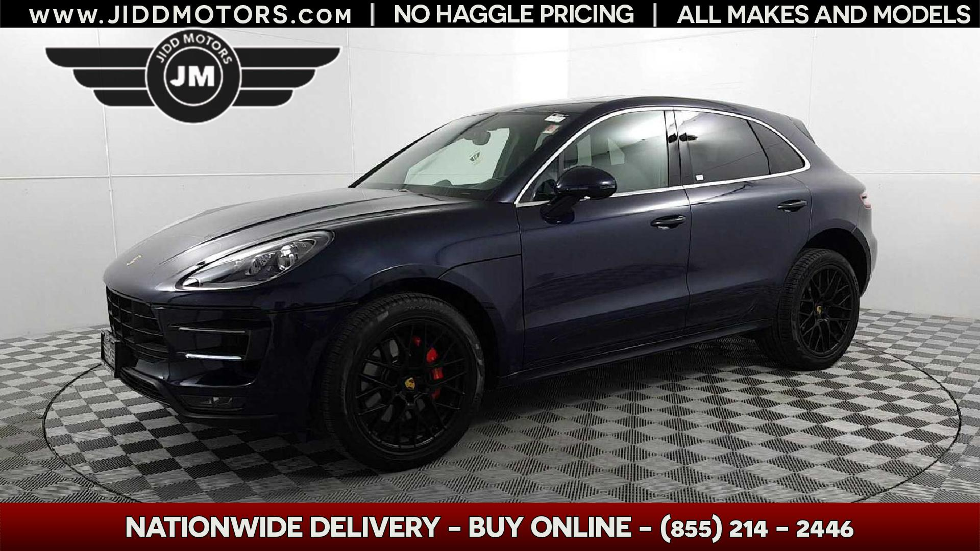 used 2017 porsche macan gts in des plaines