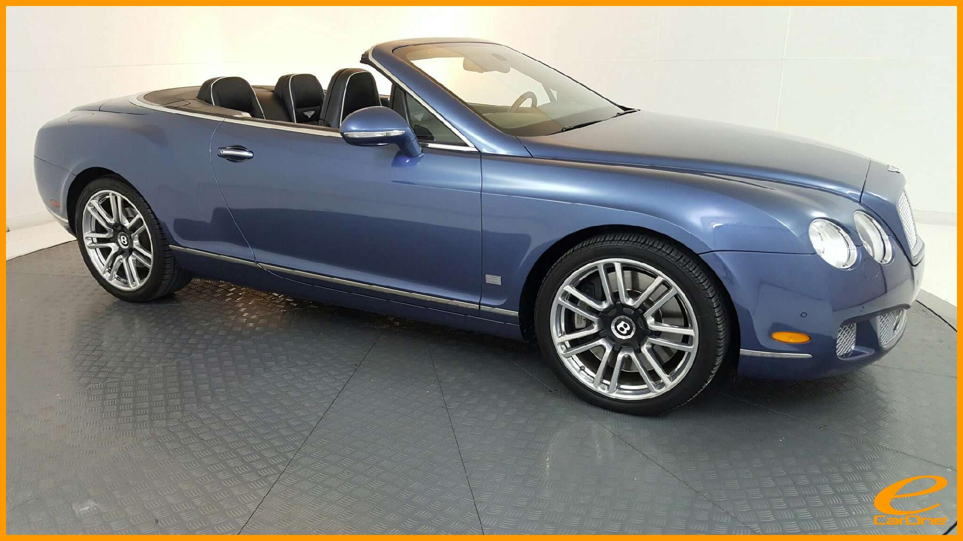 2011 bentley continental gtc for sale | carrollton tx | stk: 29008