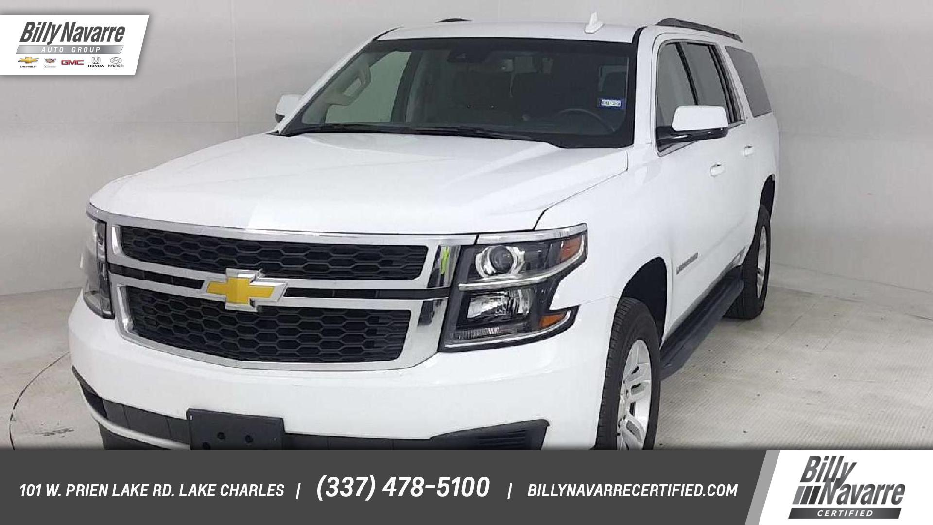 2019 Chevrolet Suburban Lt City Louisiana Billy Navarre