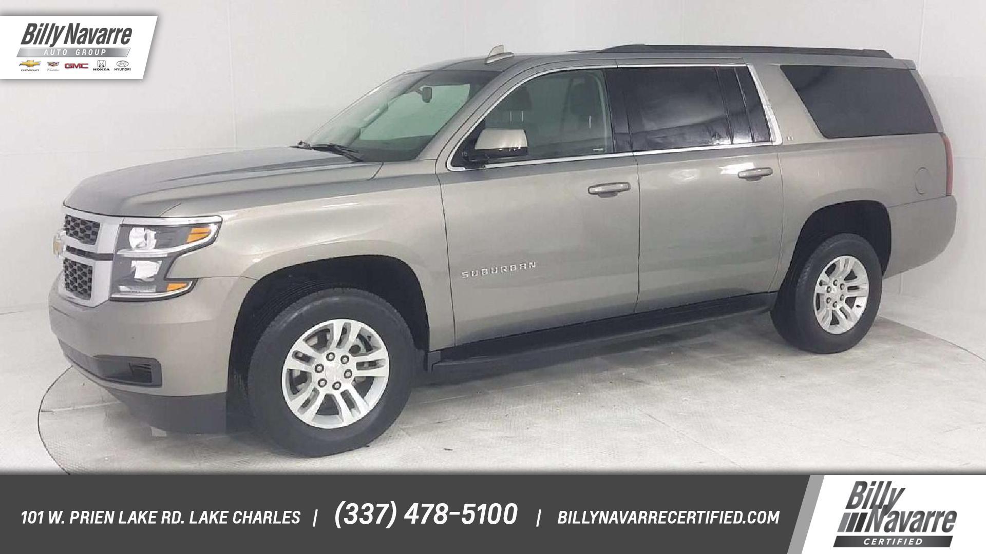 2018 Chevrolet Suburban 1500 Lt City Louisiana Billy Navarre