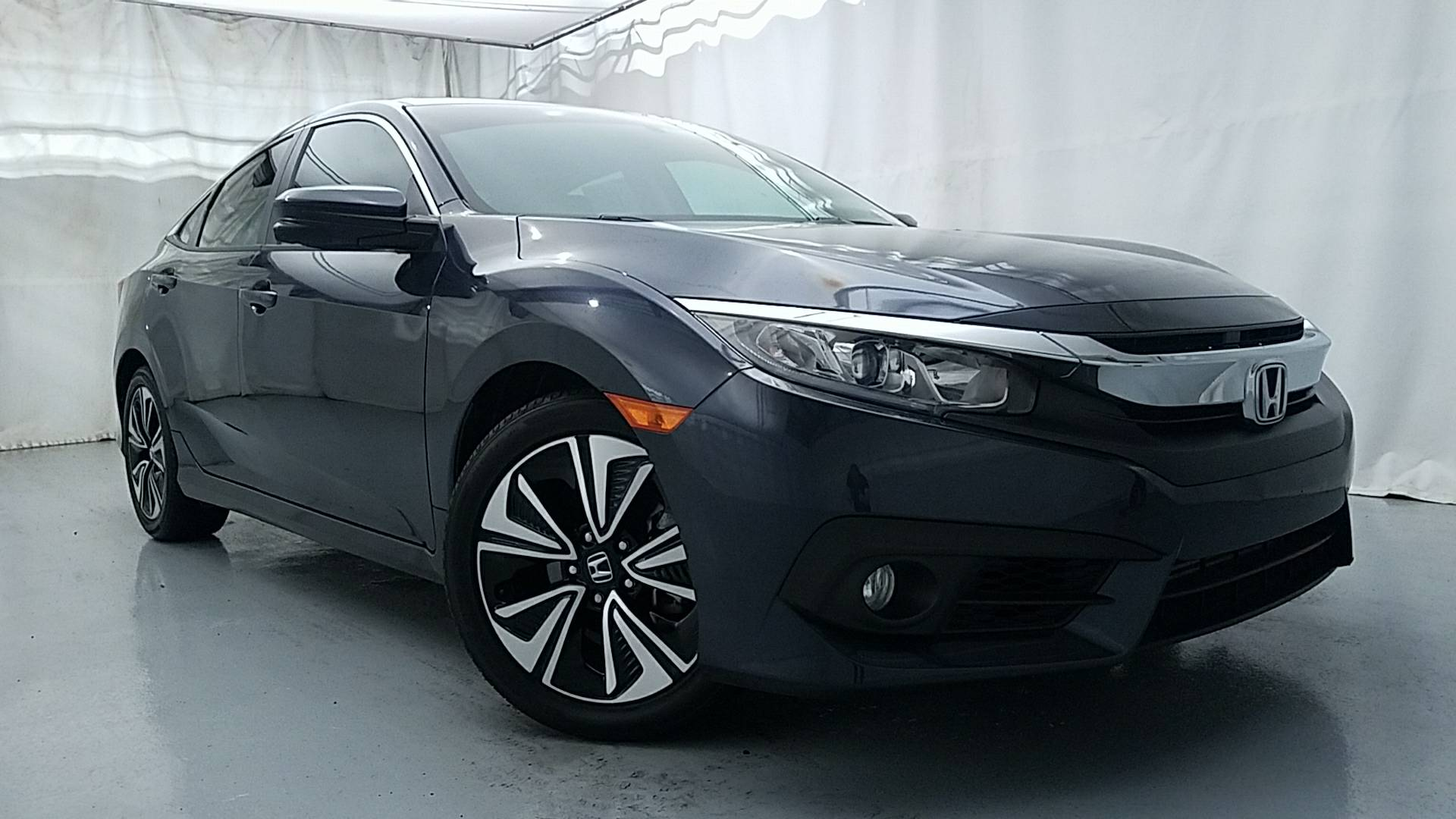 Used 2016 Honda Civic Sedan Vehicles for Sale for Hammond to New