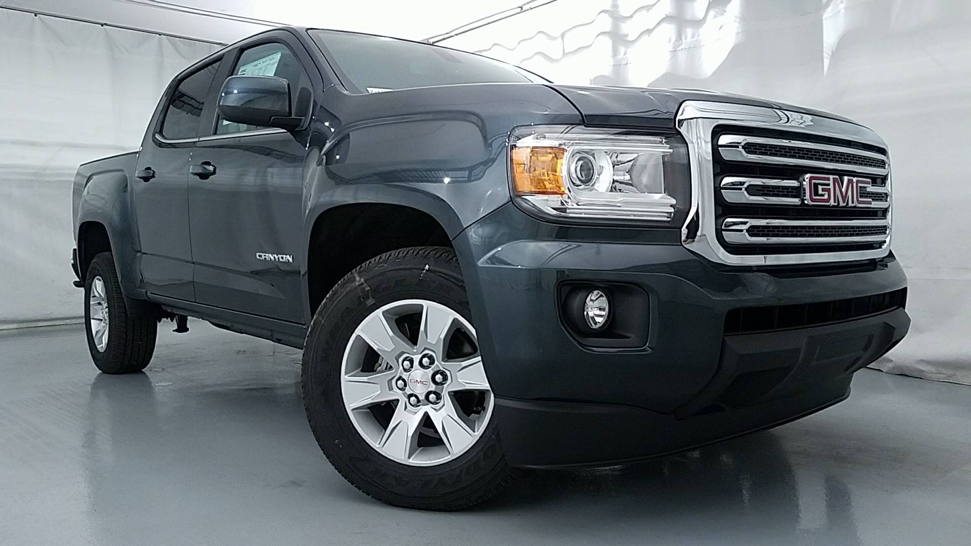 2018 GMC Canyon in Hammond New Truck for Sale Near Baton Rouge