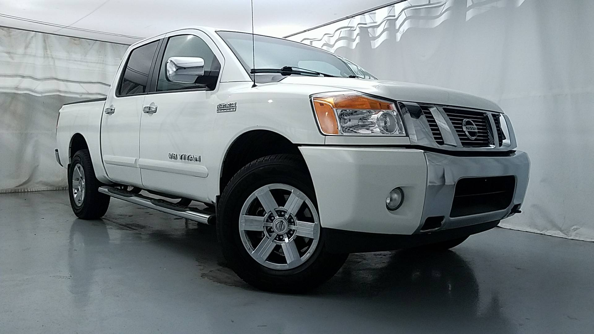 Used 2014 Nissan Titan Vehicles for Sale for Hammond to New Orleans