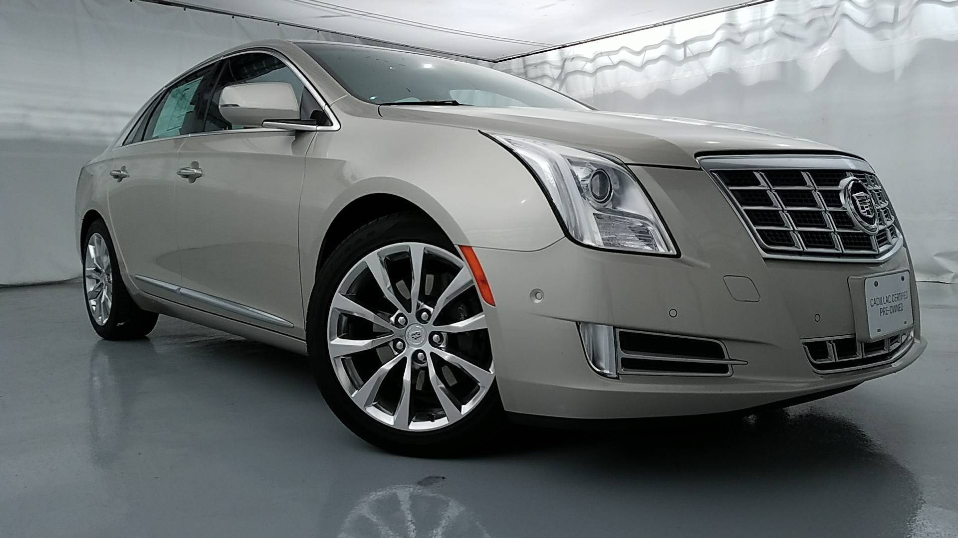 Certified Cadillac XTS Vehicles for Sale for Hammond to New Orleans