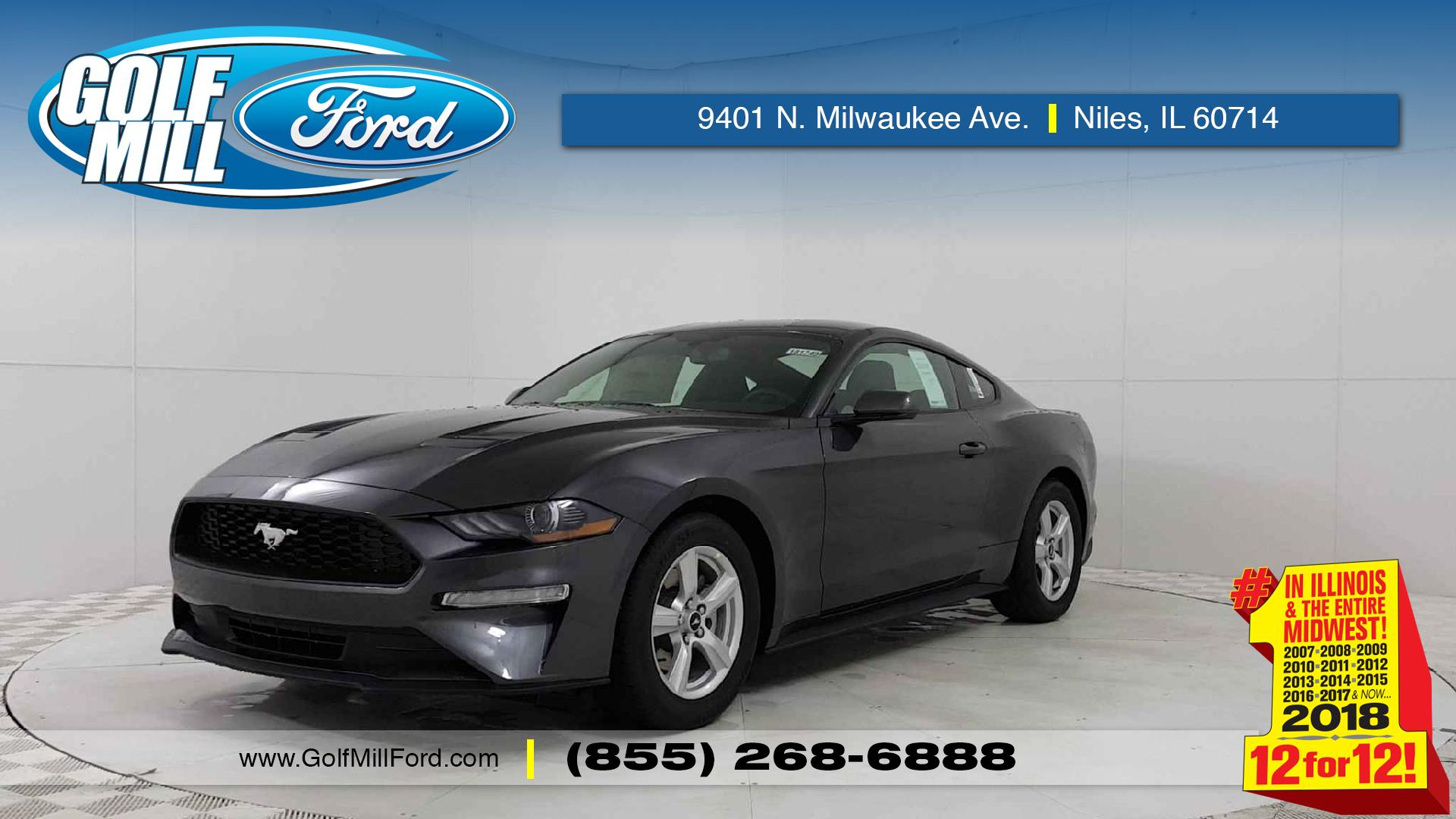 New Mustang for Sale at Golf Mill Ford in Niles IL Golf Mill Ford