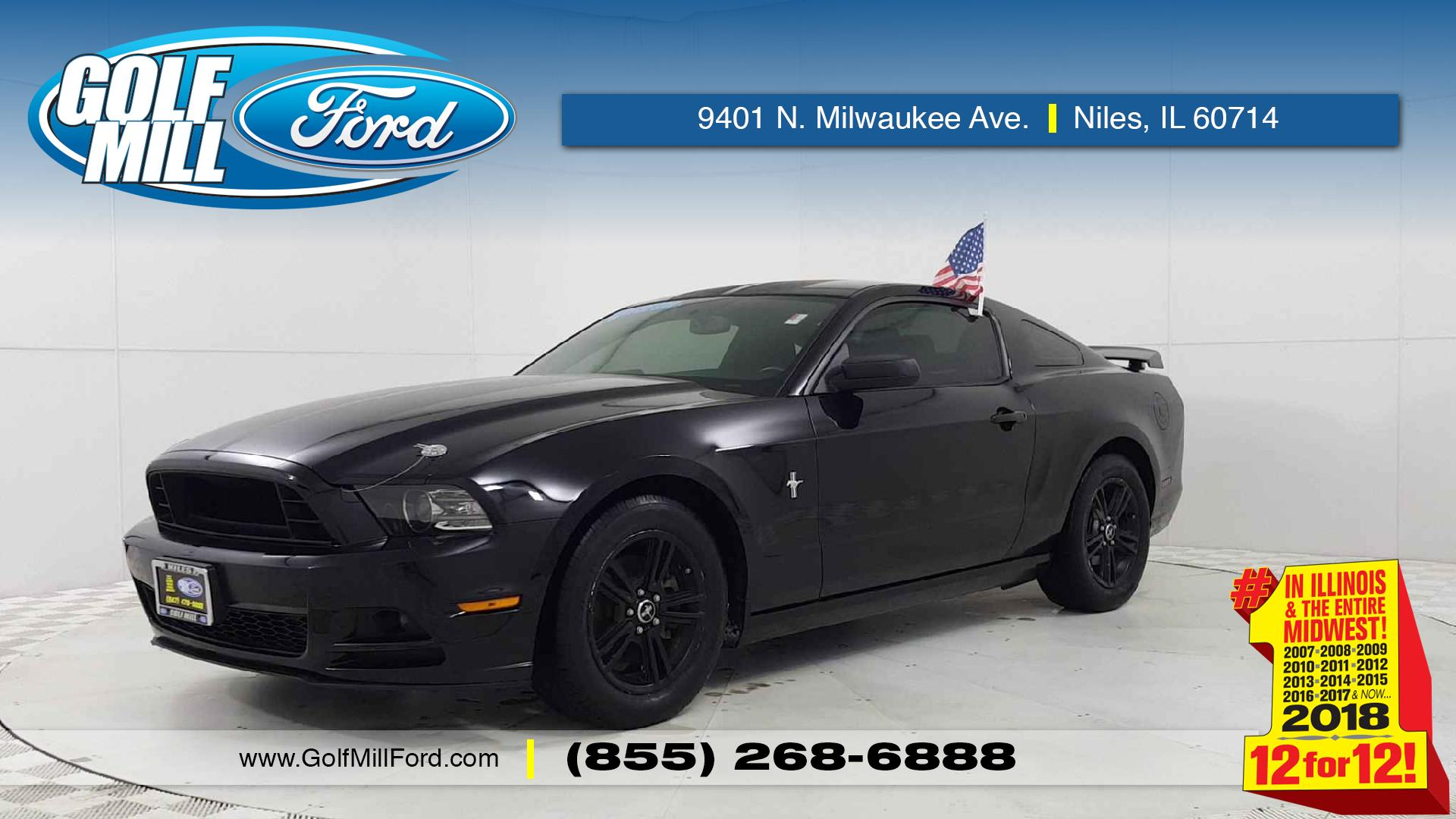 Used Mustang for Sale in Niles IL Golf Mill Ford