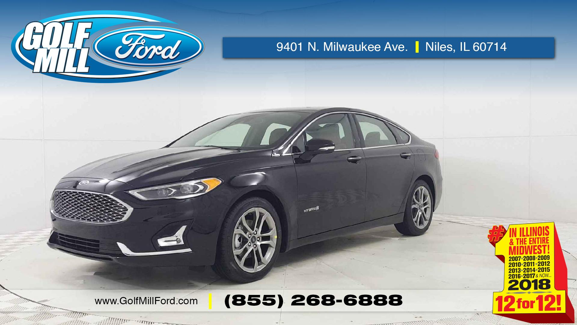 New Fusion Hybrid For Sale In Niles Il Golf Mill Ford