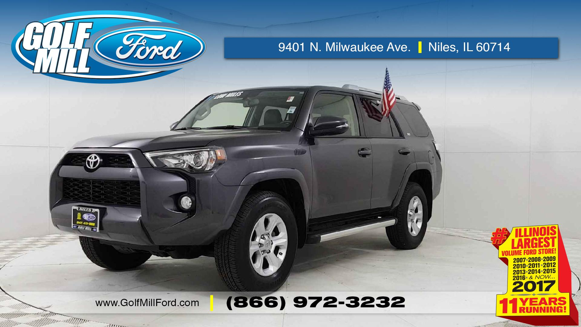 Used Toyota for Sale in Niles IL Golf Mill Ford