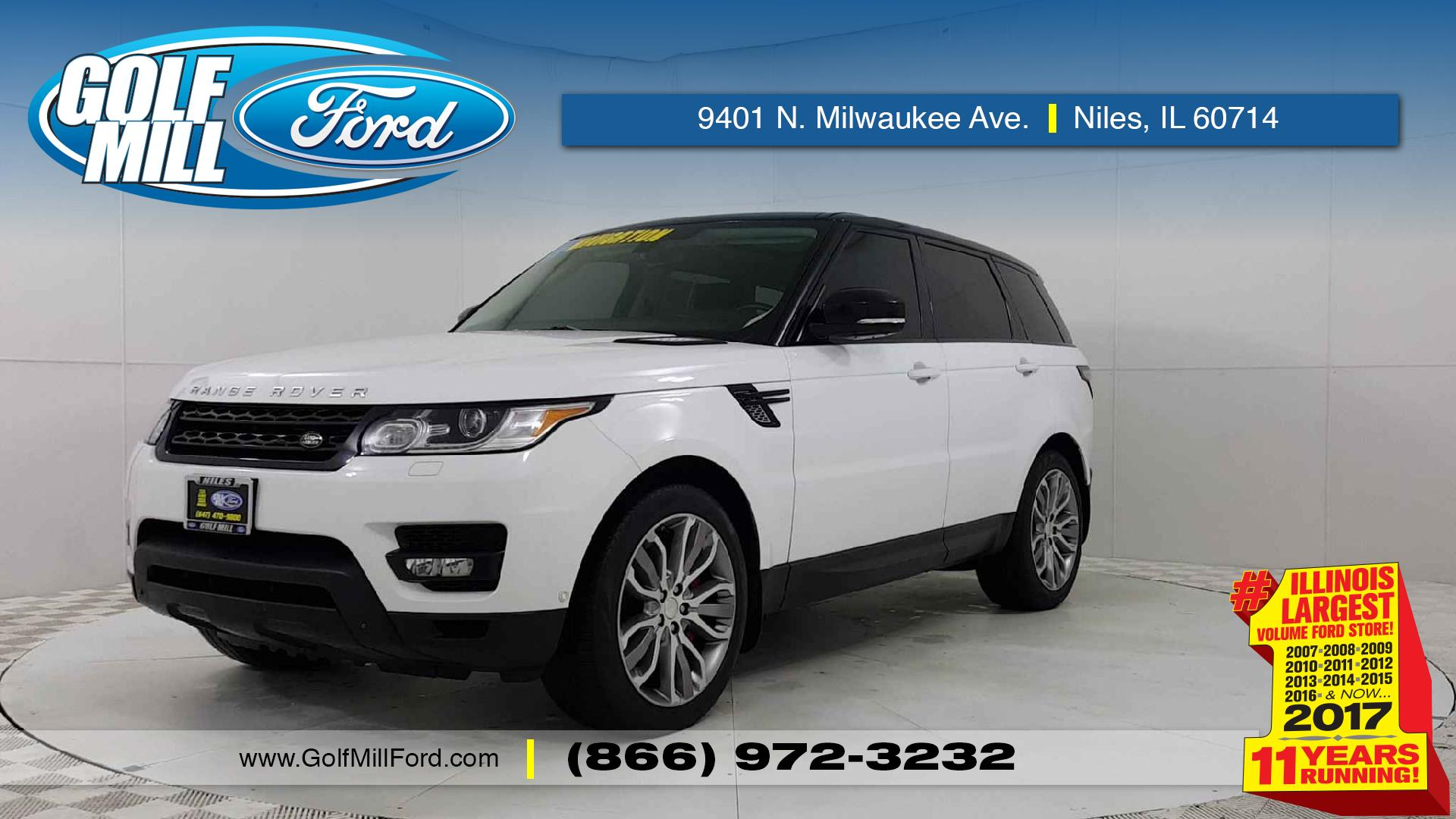 Joliet Used Land Rover LR3 Vehicles for Sale