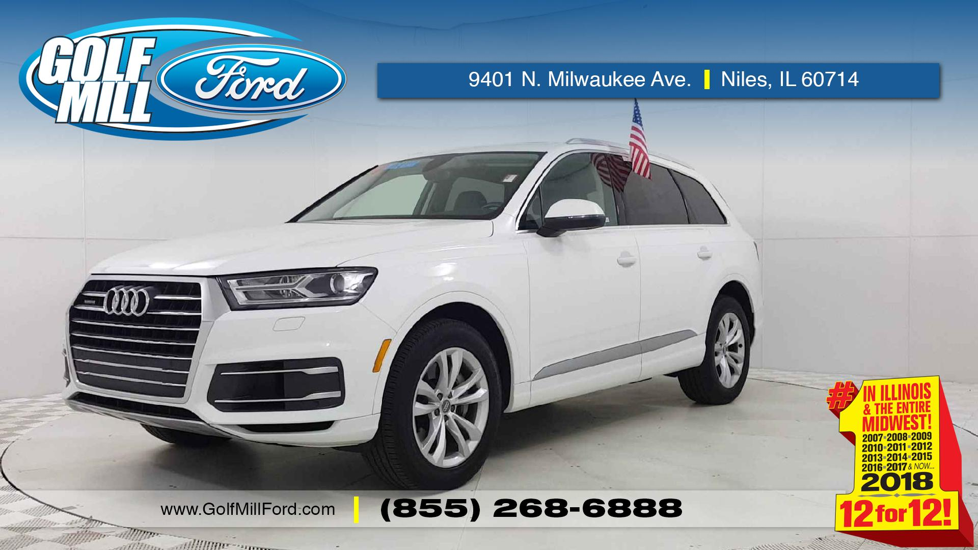 Used Vehicles for Sale in Niles IL Golf Mill Ford