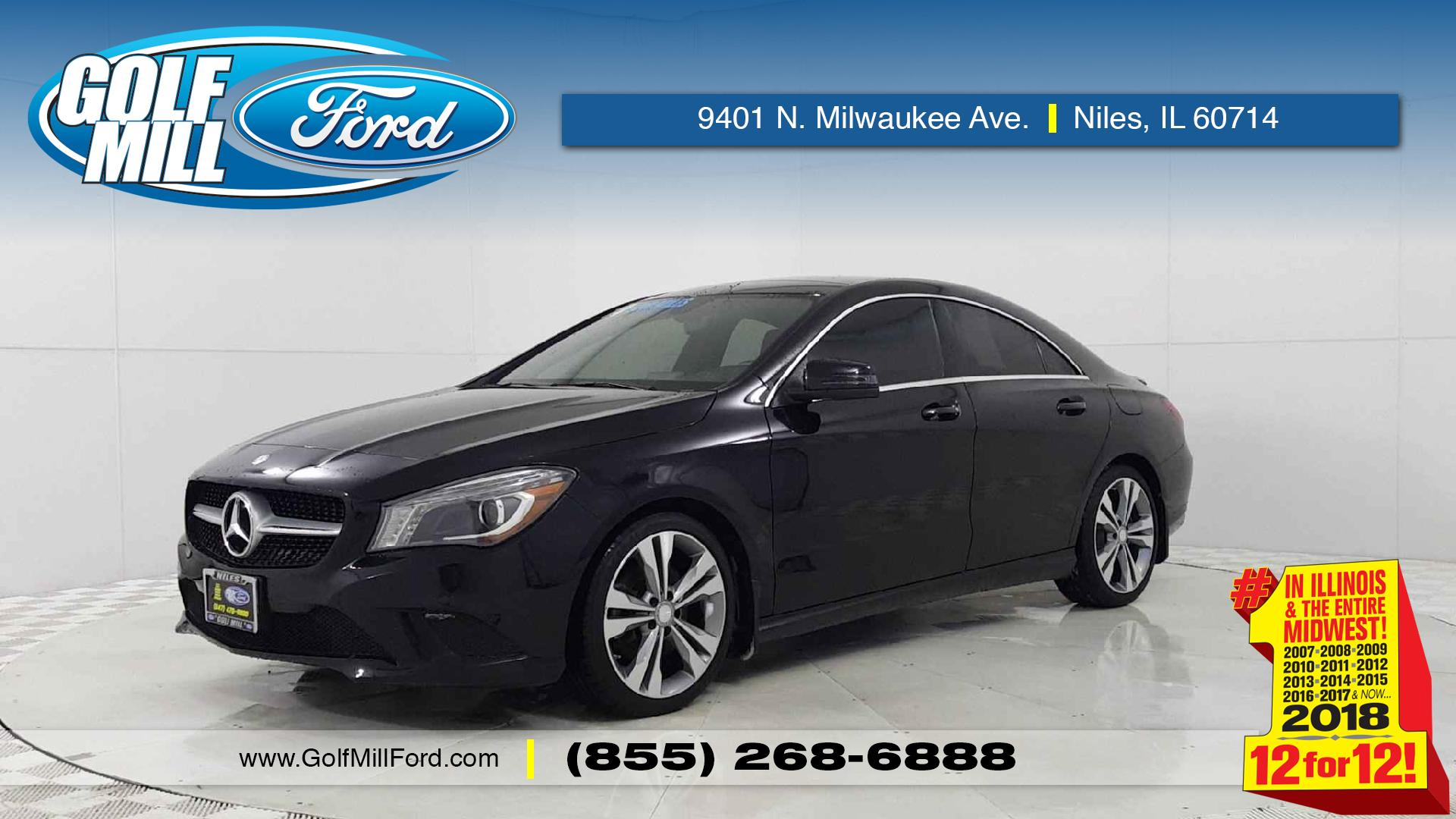 Used Mercedes Benz for Sale in Niles IL Golf Mill Ford