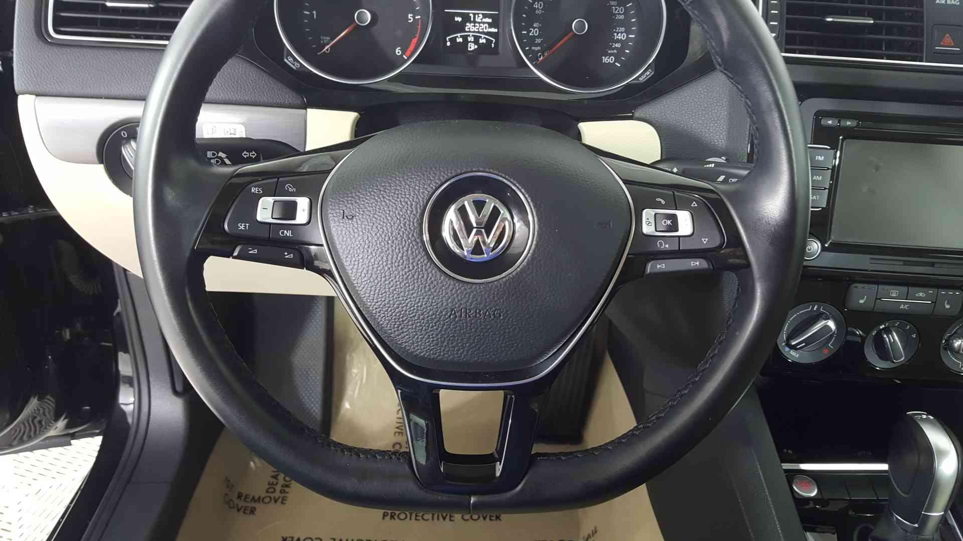 2015 Volkswagen Jetta 2 0L TDI S