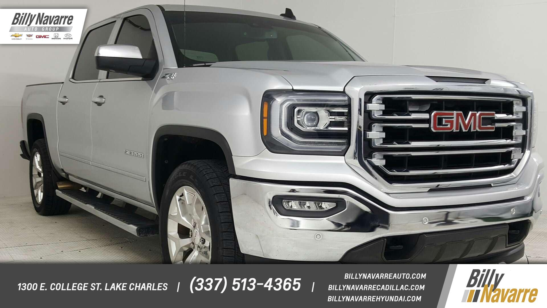Lake Charles Chevrolet Dealership - Billy Navarre Chevrolet