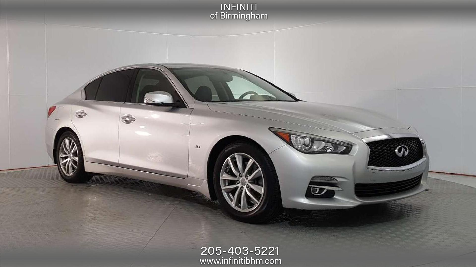 Hoover All 2014 INFINITI Q50 Vehicles for Sale
