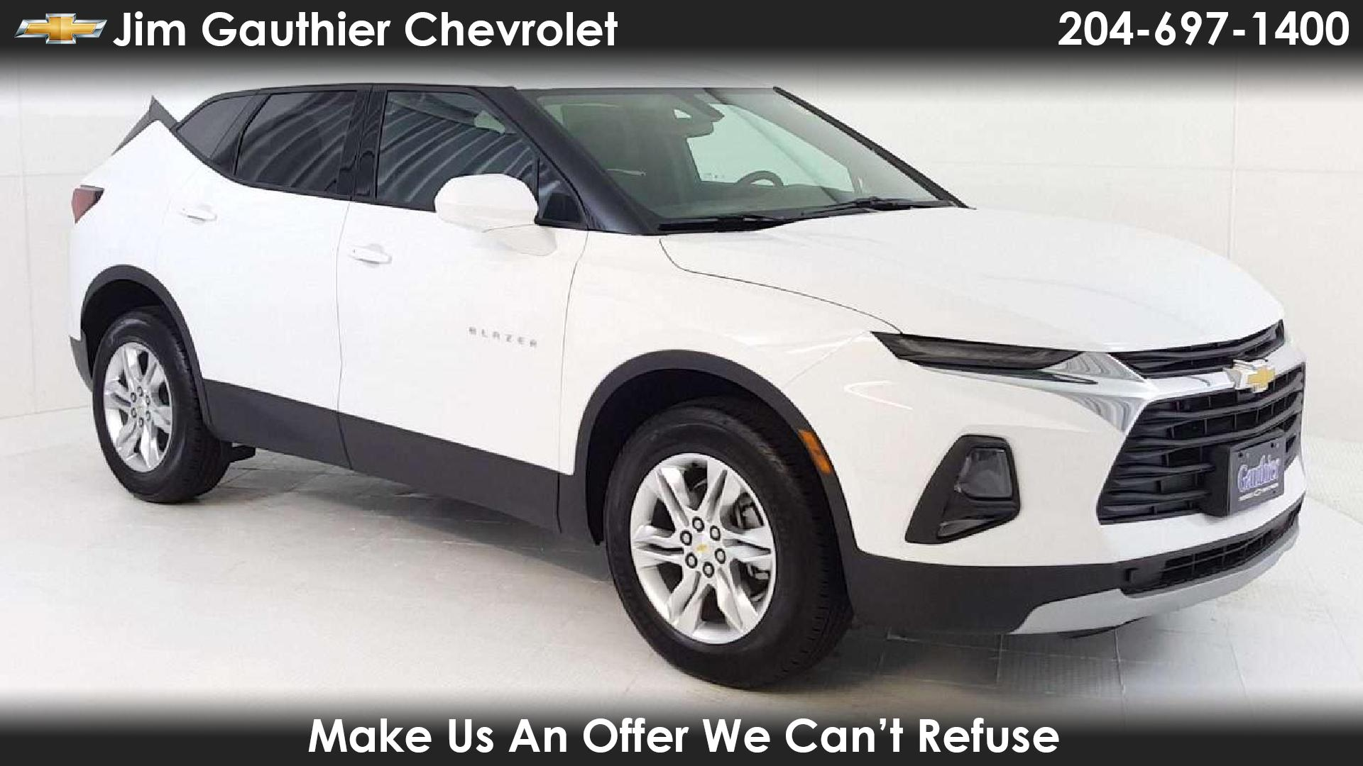 Used Cars For Sale In Winnipeg >> Jim Gauthier Chevrolet In Winnipeg New Cars Trucks And