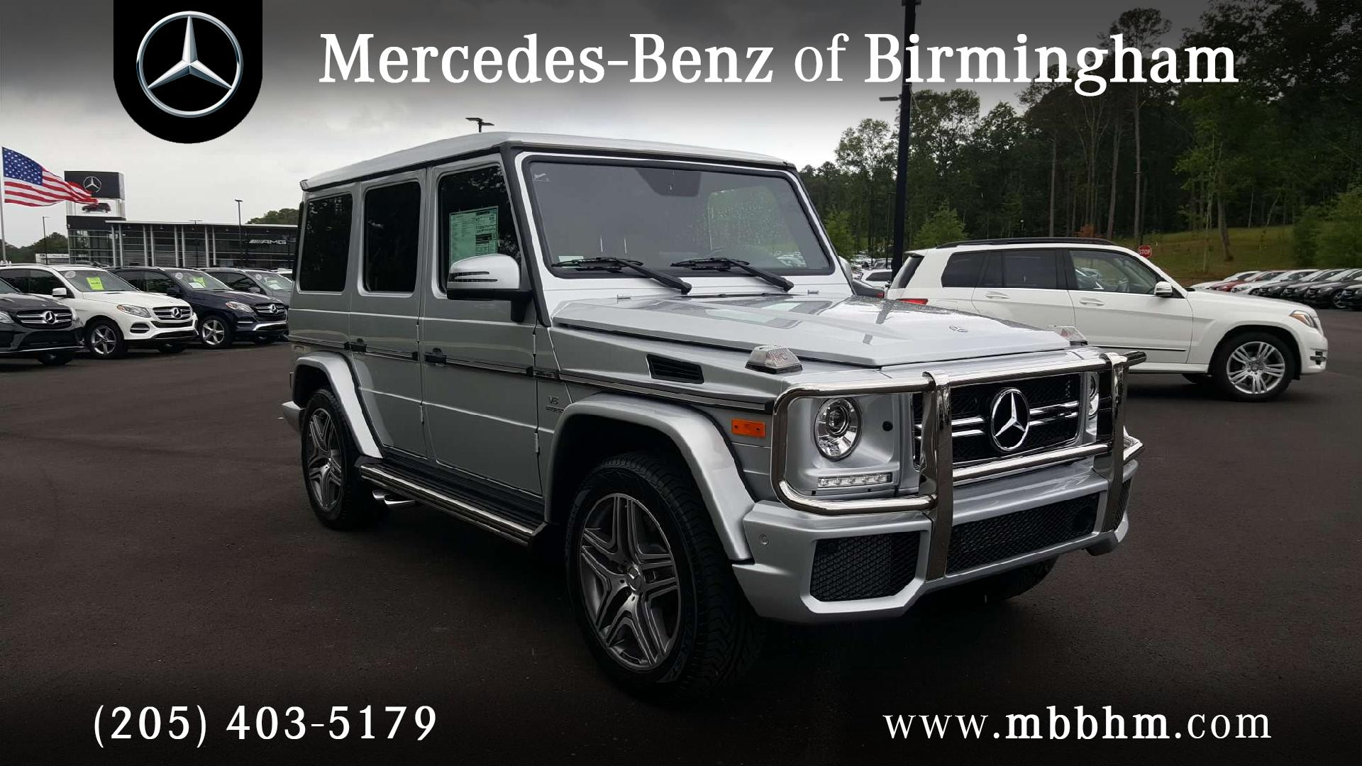Mercedes Benz Of Birmingham