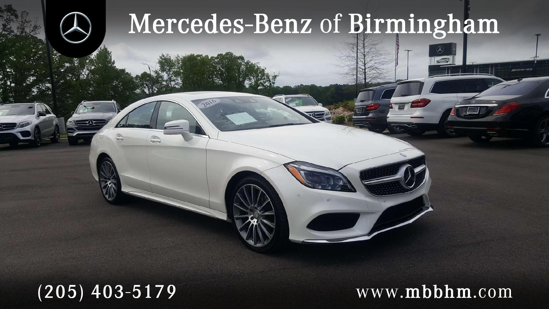 Certified Pre-Owned 2016 Mercedes-Benz CLS 400 Rear Wheel Drive Coupe