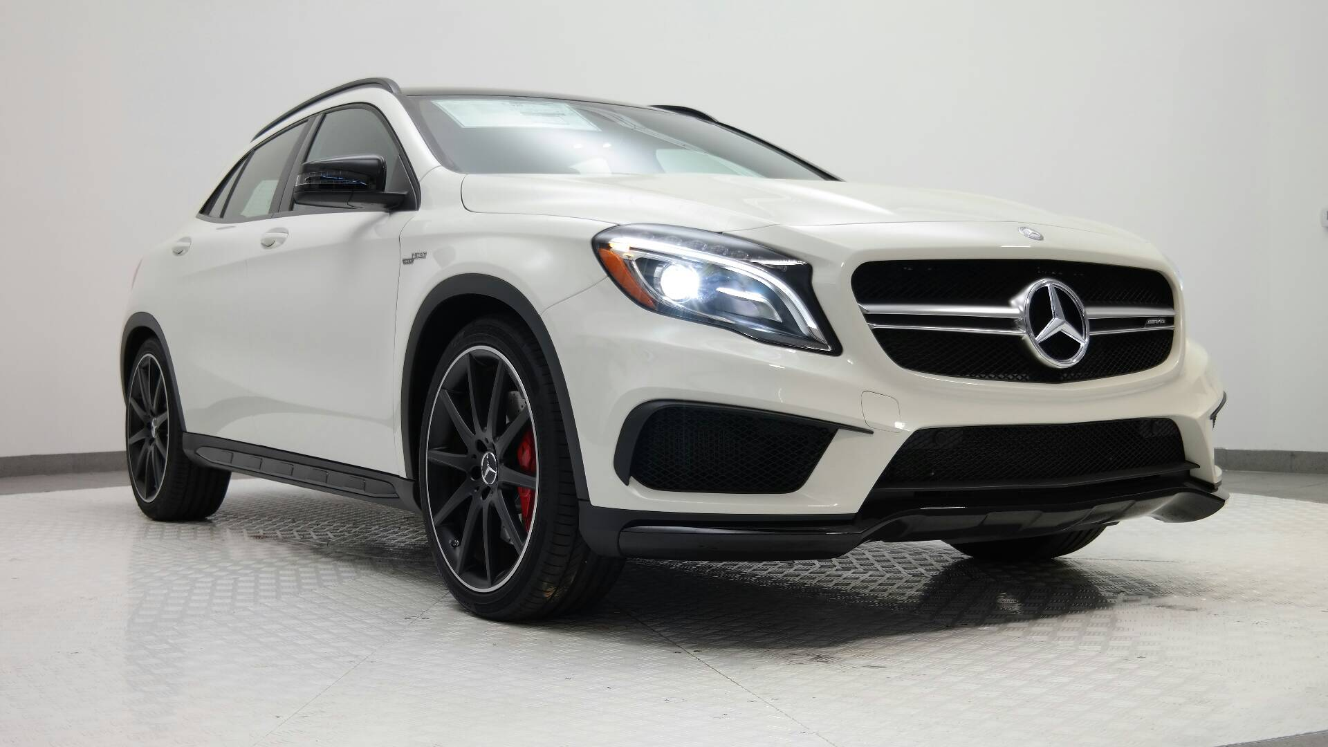 new 2017 mercedes-benz gla gla 45 amg® suv suv in the woodlands