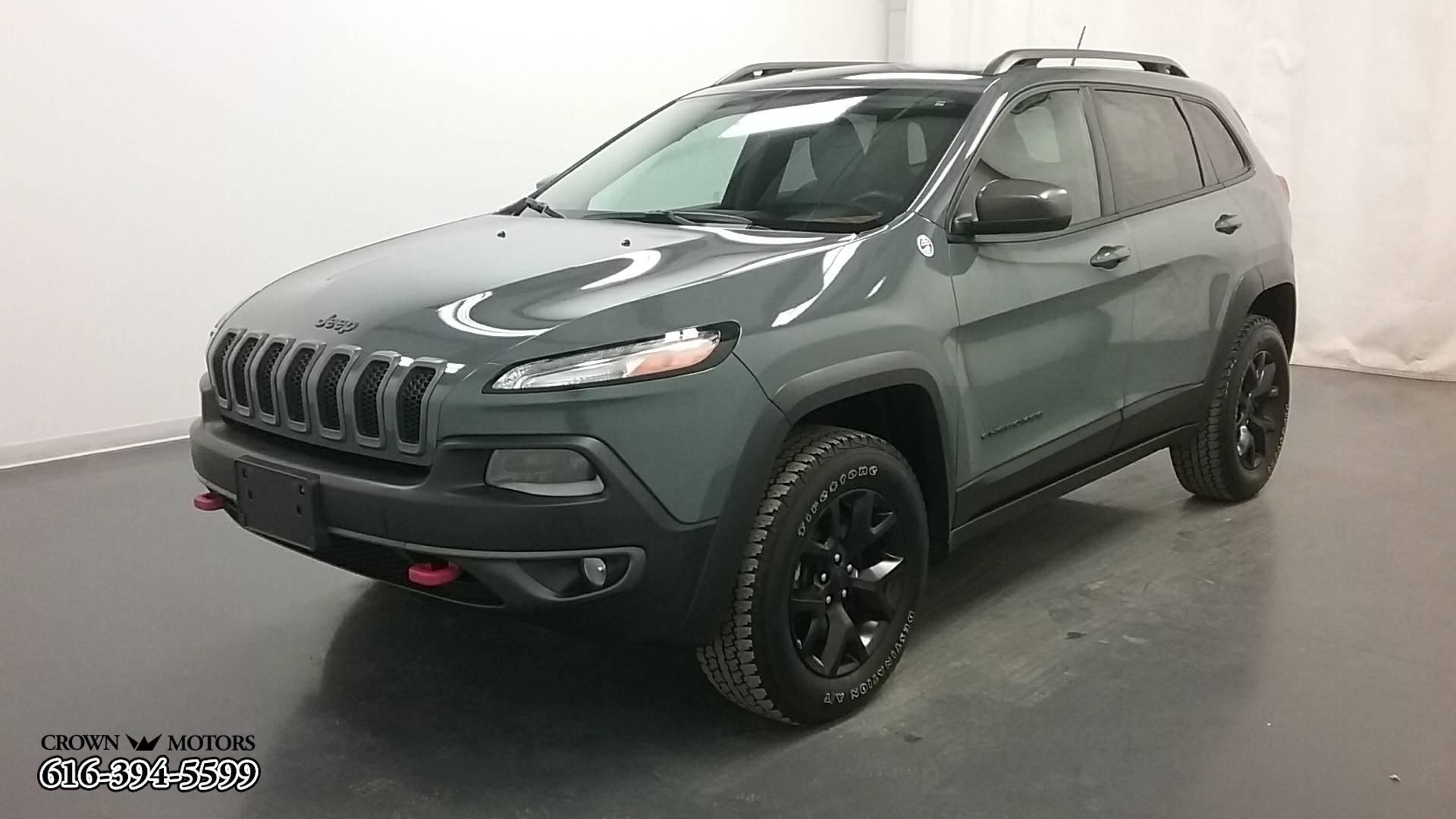 2015 Jeep Cherokee Trailhawk Holland MI