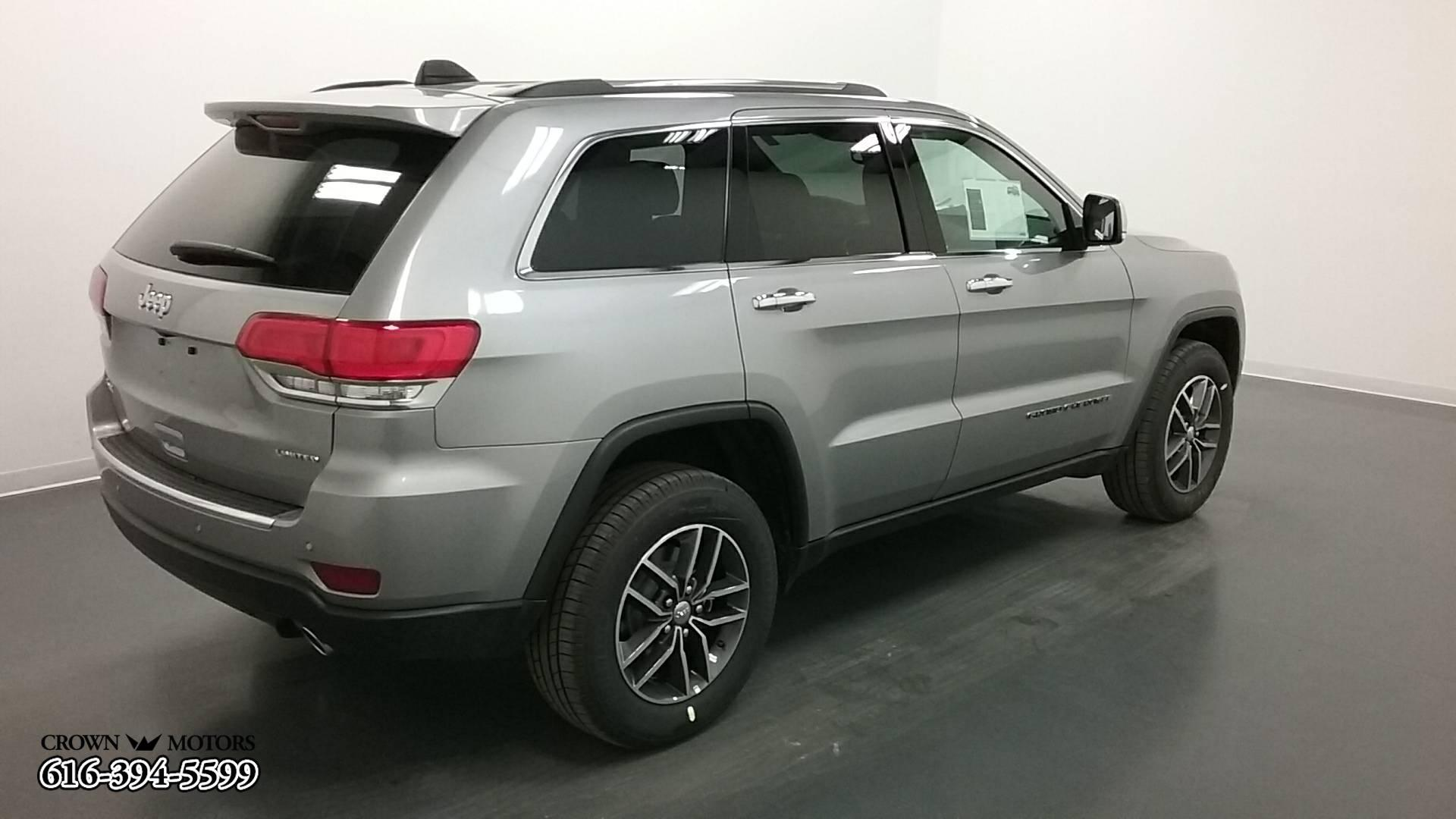 2018 Jeep Grand Cherokee Limited Holland MI