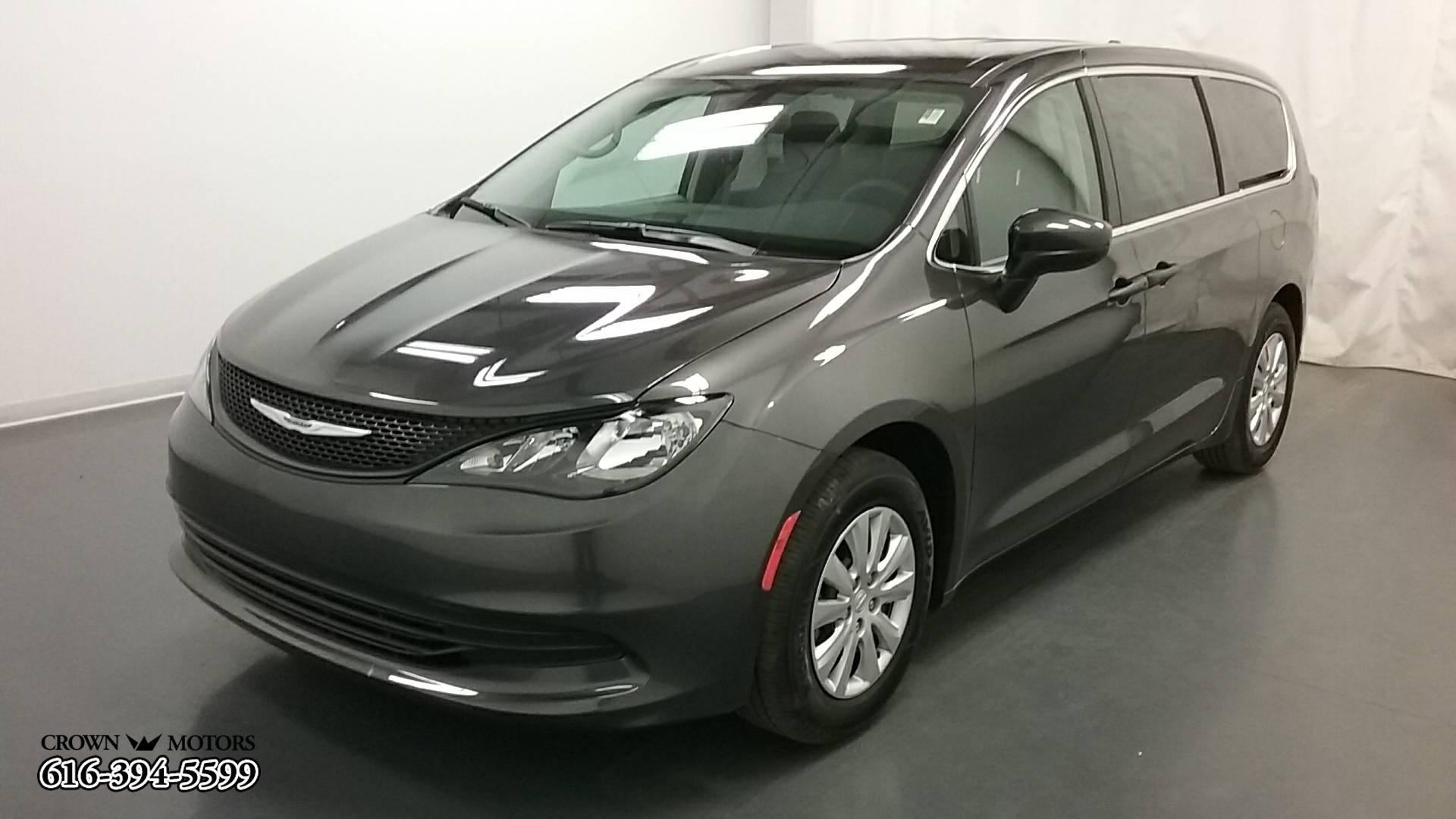 2018 Chrysler Pacifica L Holland MI