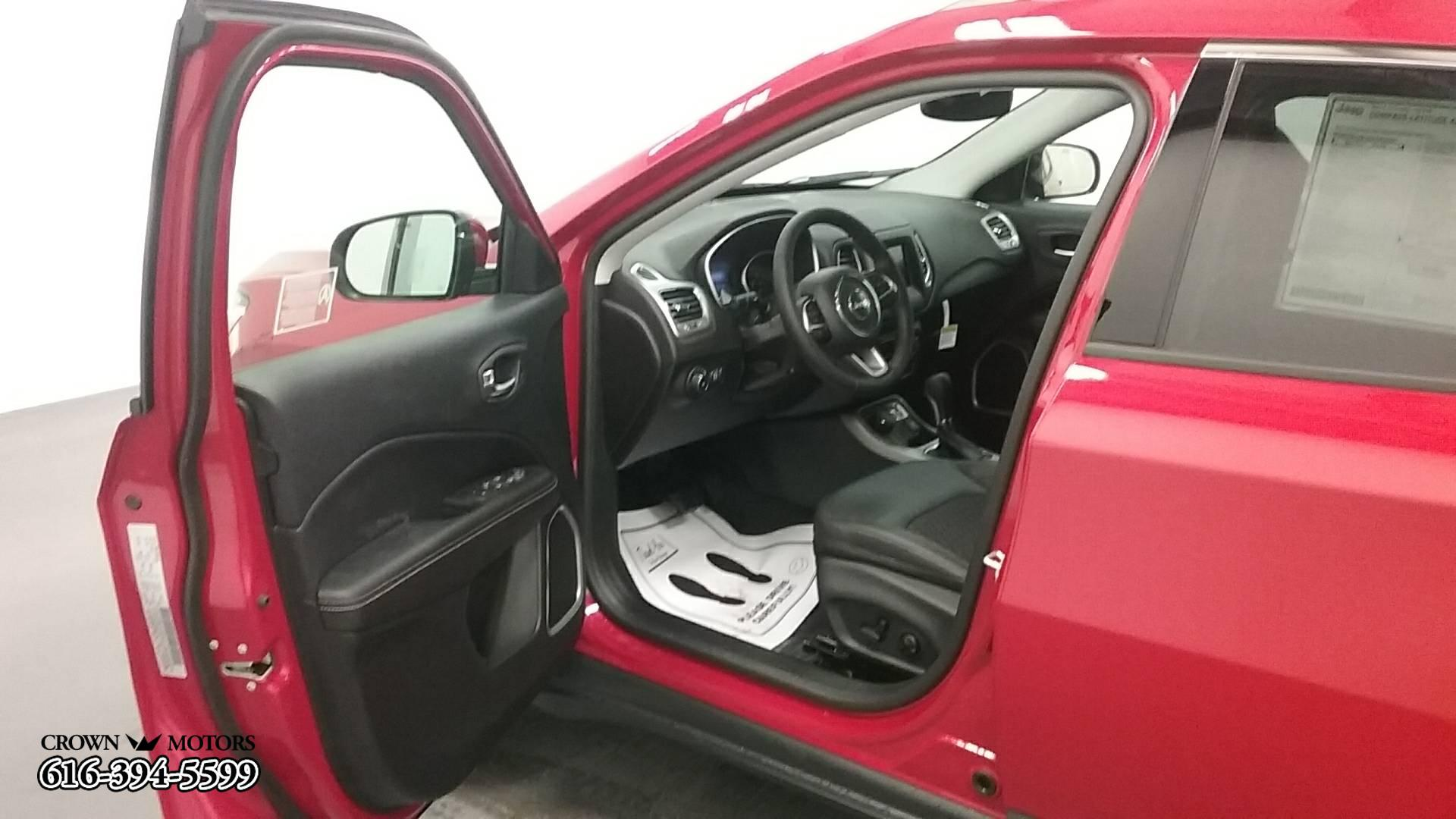 2018 Jeep pass Latitude Holland MI