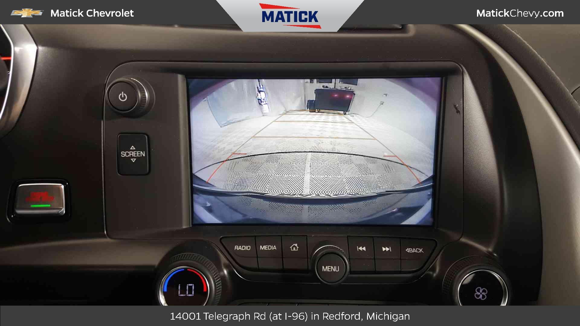 2019 Chevrolet Corvette in Detroit | George Matick Chevy Redford, MI