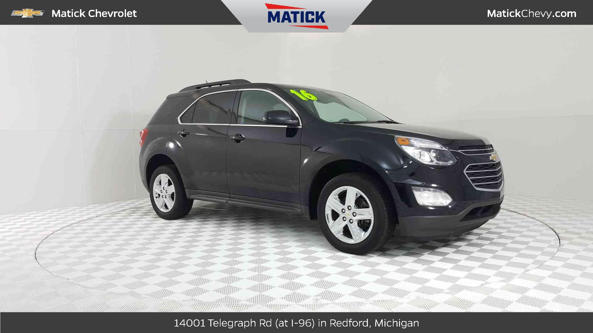 2016 Chevrolet Equinox Vehicle Photo In Redford, MI 48239